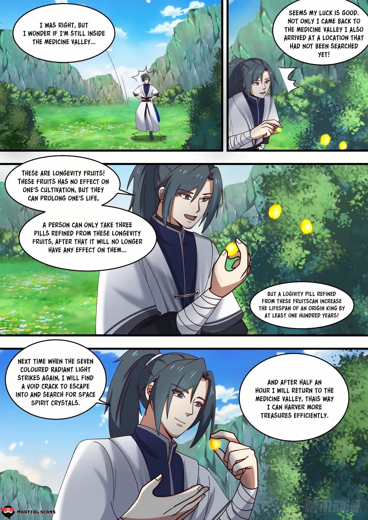 Martial Peak Chapter 1465: A Bit Tight page 12 - Mangakakalot