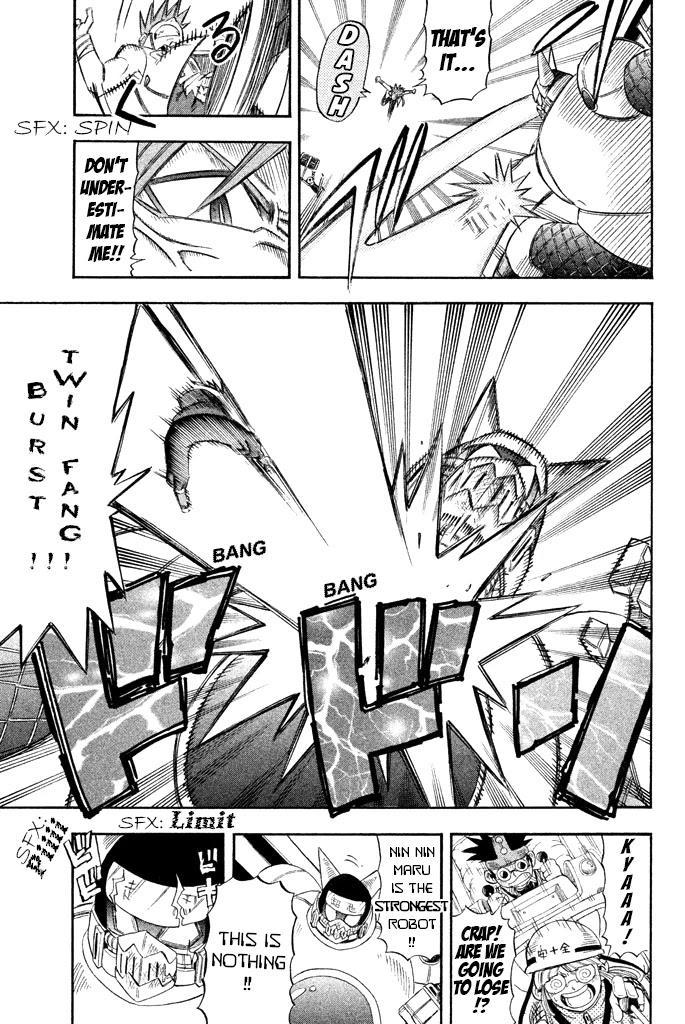 Buster Keel! Chapter 29: Adventurer's Circus (Part 4) page 12 - Mangakakalots.com