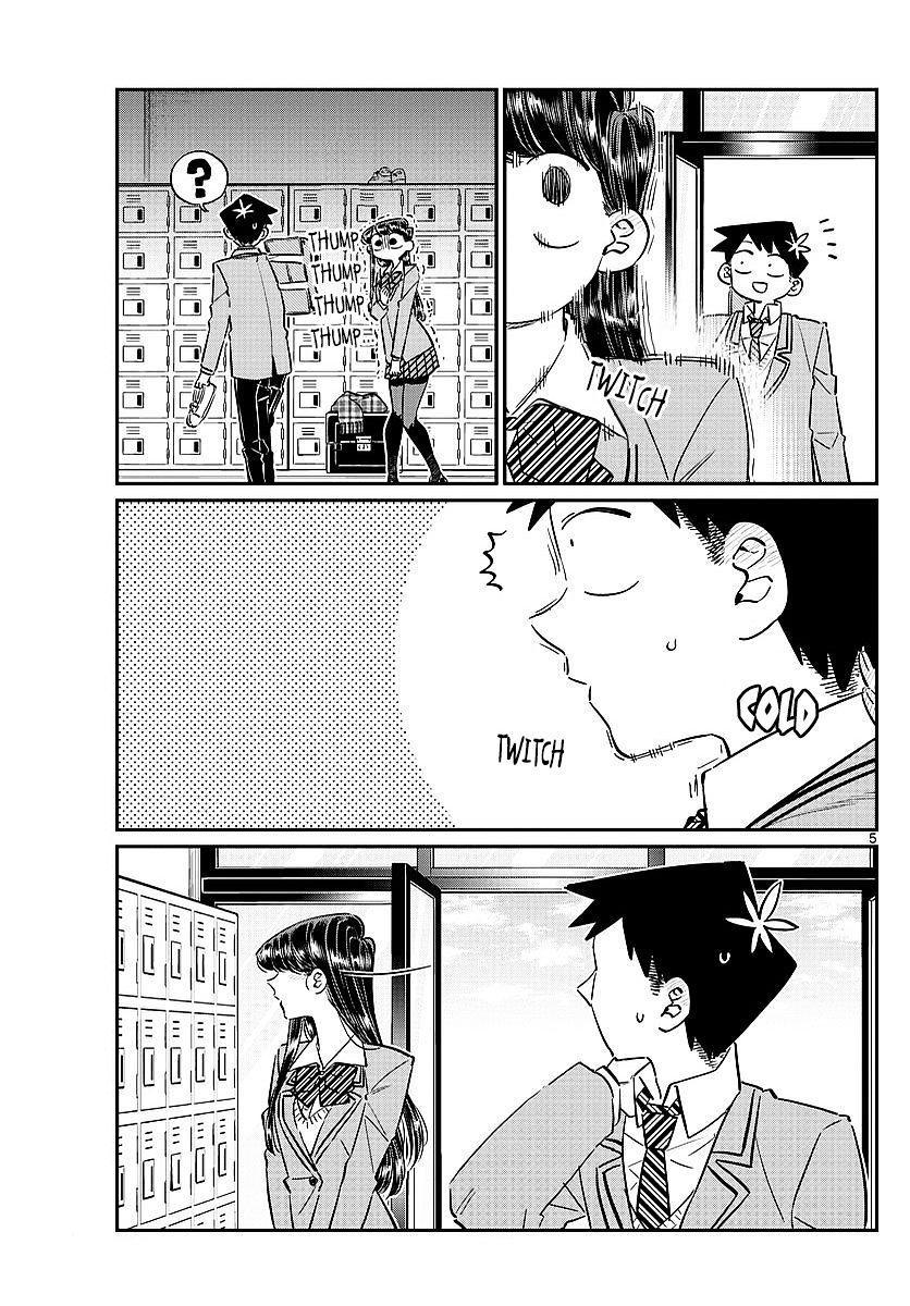 Komi-San Wa Komyushou Desu Vol.6 Chapter 78: Arrival Of Winter page 5 - Mangakakalot