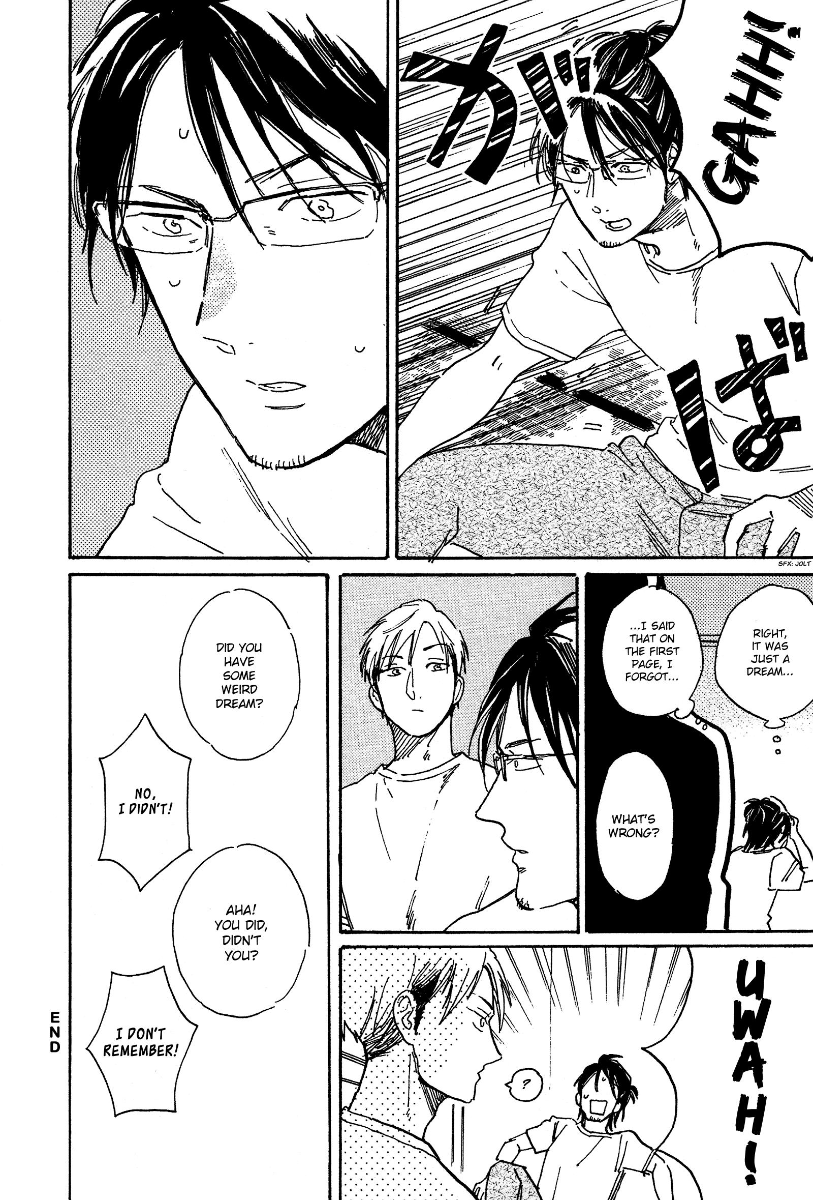 Stay Gold (Hideyoshico) Vol.3 Chapter 17.1: Extras page 12 - Mangakakalots.com