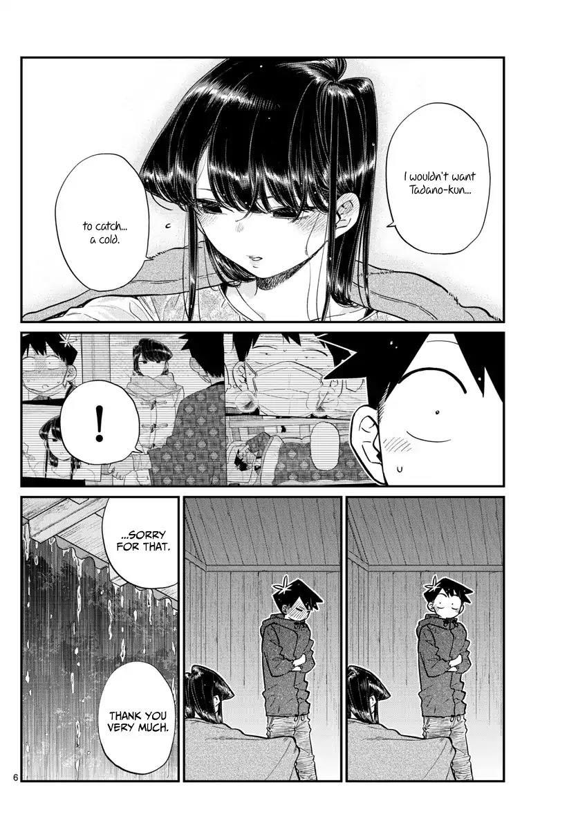 Komi-San Wa Komyushou Desu Vol.11 Chapter 145.5: Stars 2 page 6 - Mangakakalot