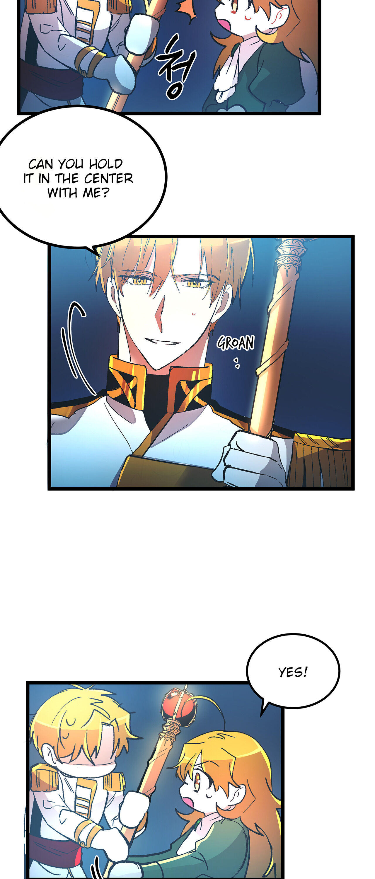 Living As The Emperor's Fiancé Chapter 34 page 32 - Mangakakalots.com