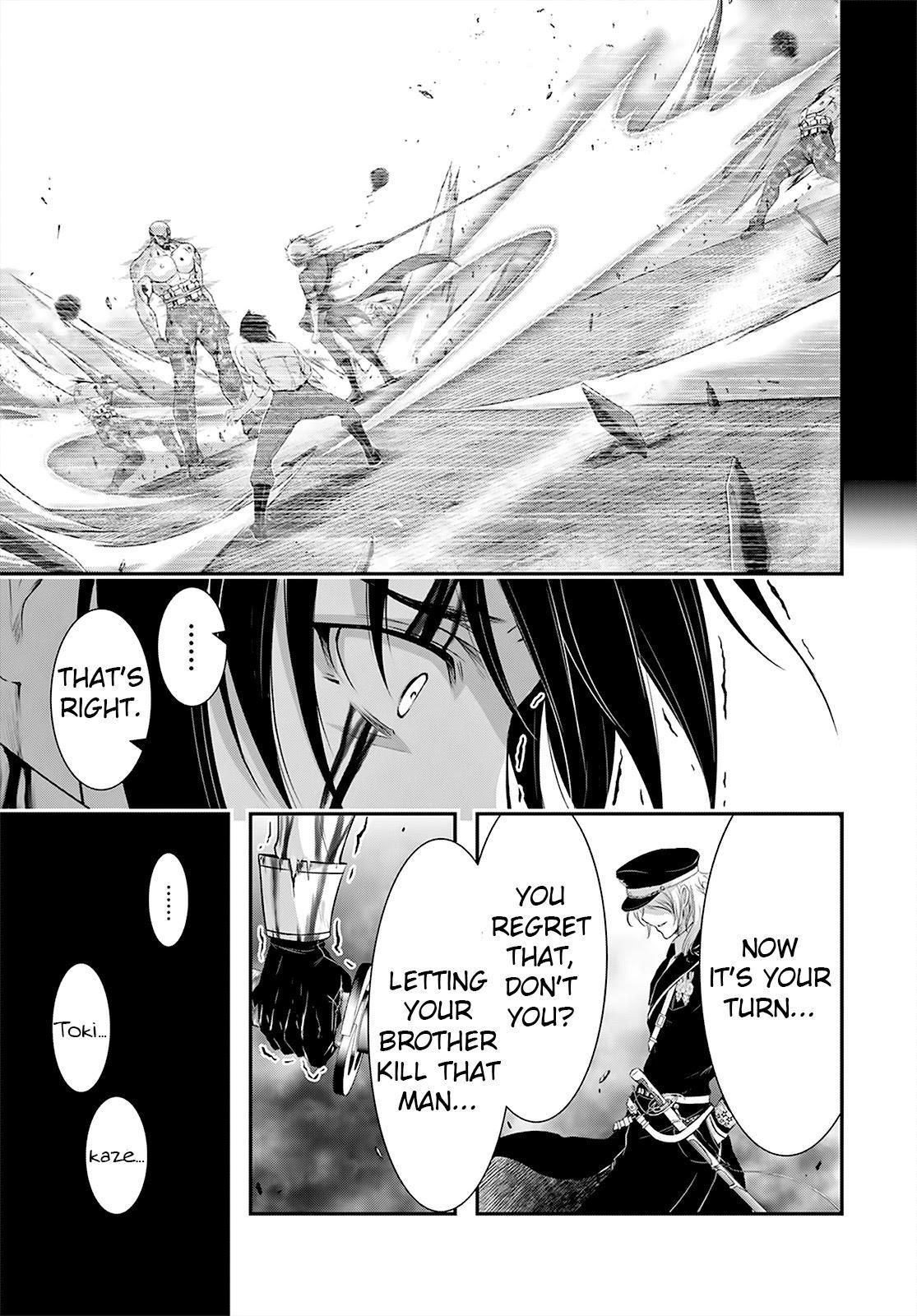 Plunderer Chapter 70 page 31 - Mangakakalots.com