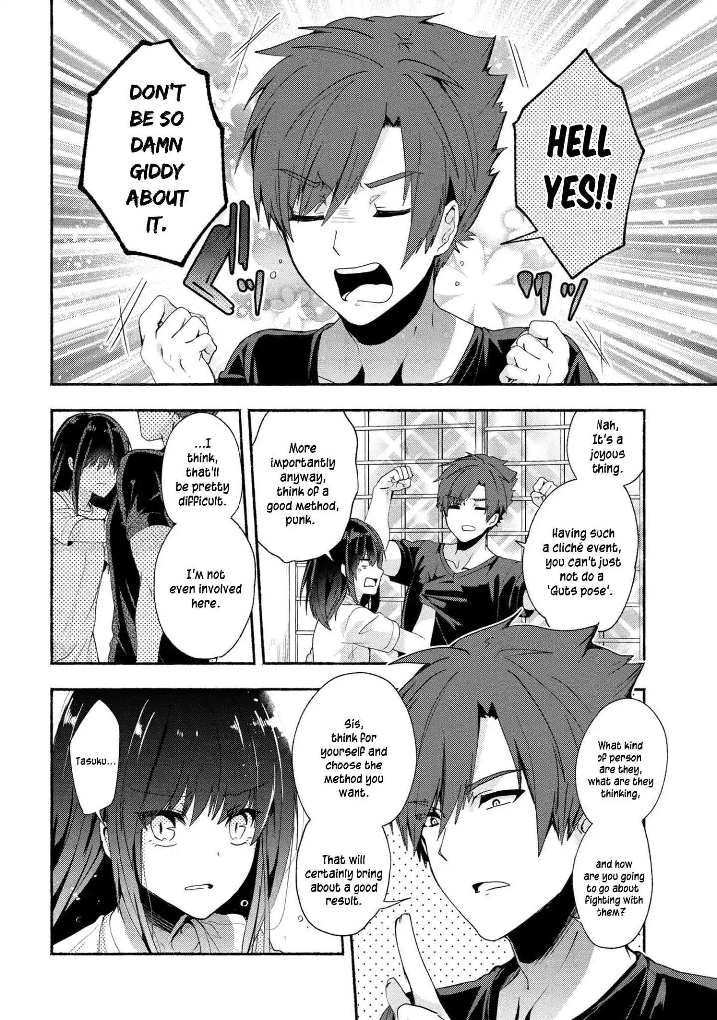 Pashiri Na Boku To Koi Suru Banchou-San Chapter 36 page 5 - Mangakakalots.com