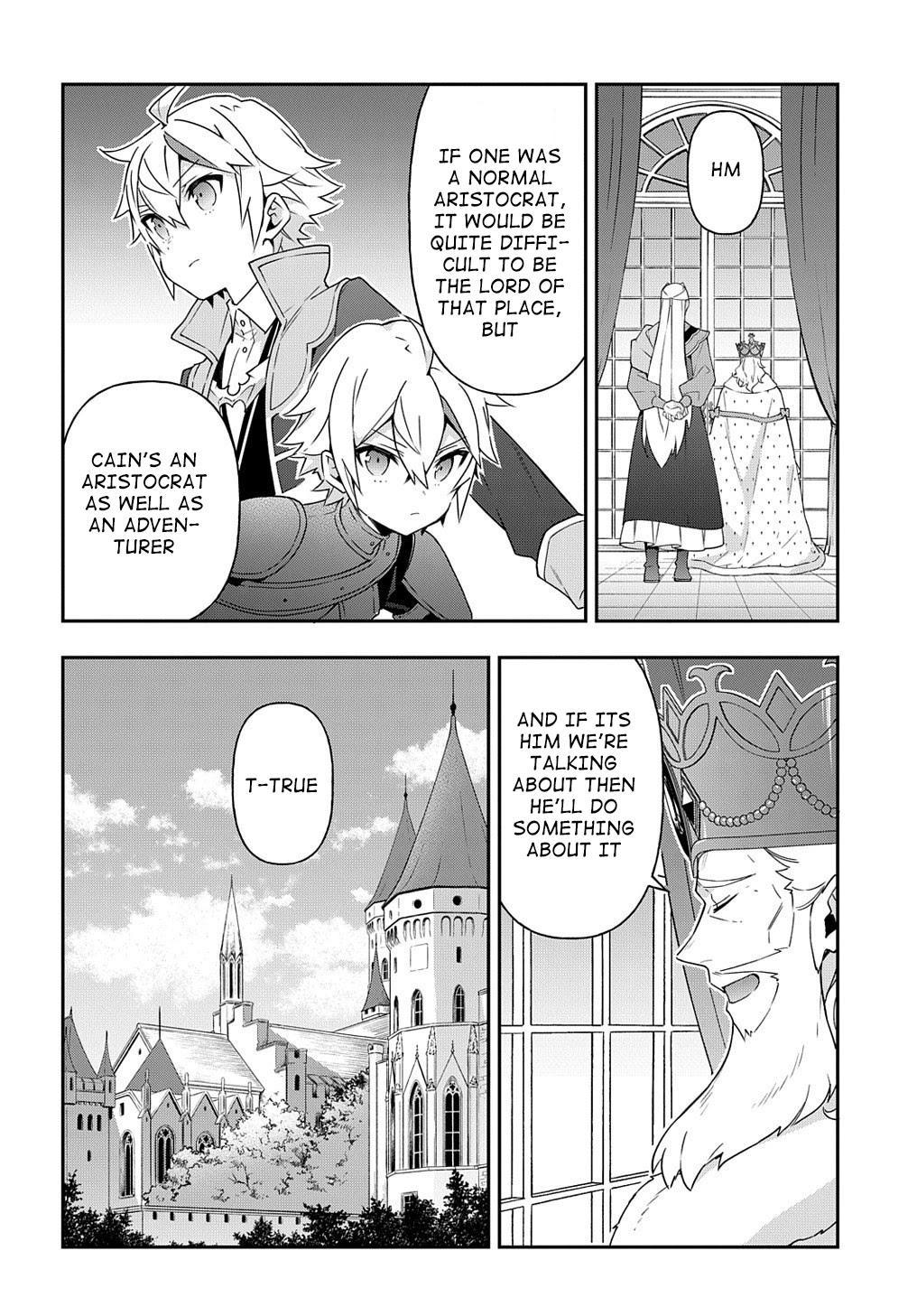 Tensei Kizoku No Isekai Boukenroku ~Jichou Wo Shiranai Kamigami No Shito~ Chapter 33 page 2 - Mangakakalots.com