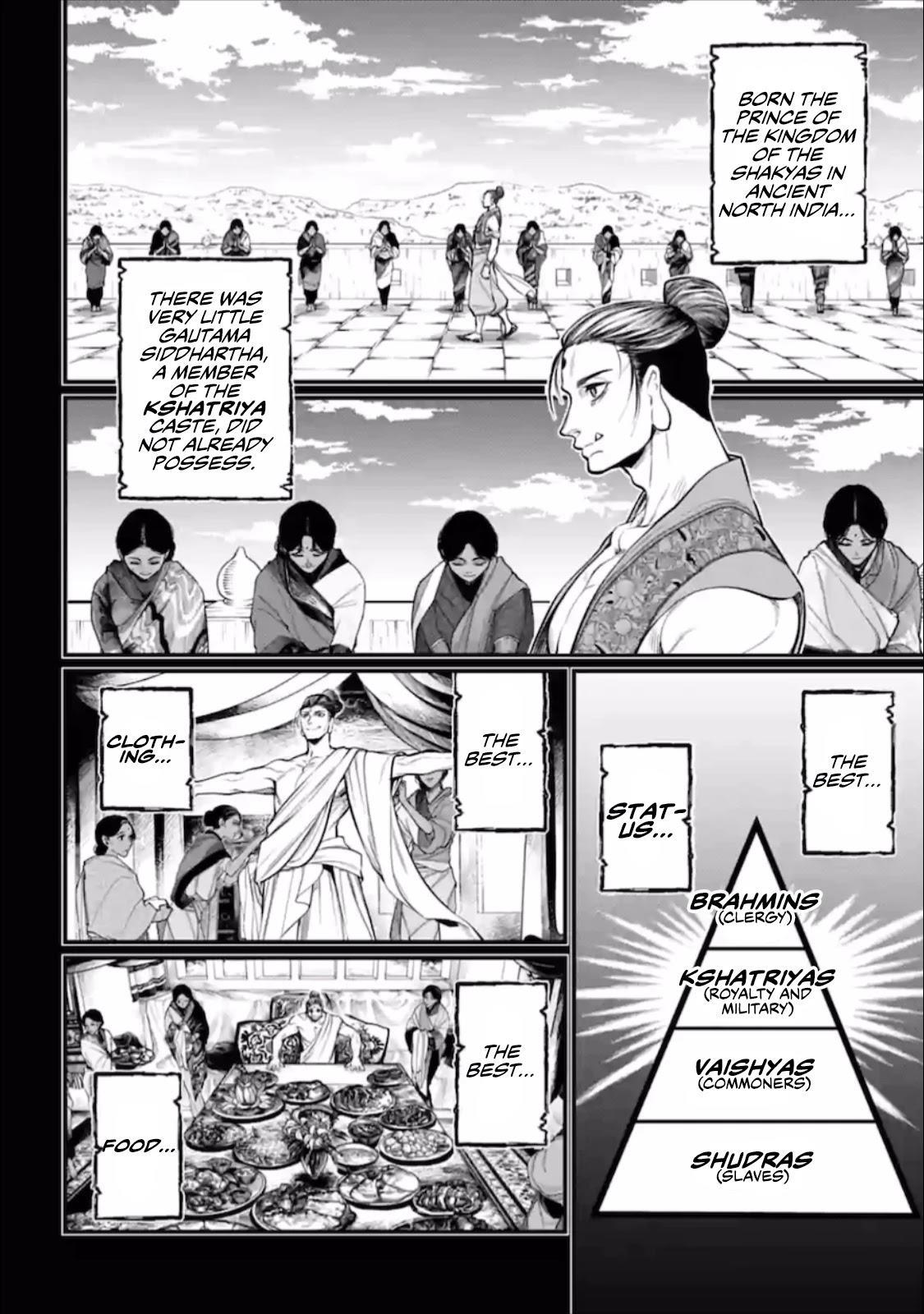 Record Of Ragnarok Chapter 47: The Path page 17 - Mangakakalots.com