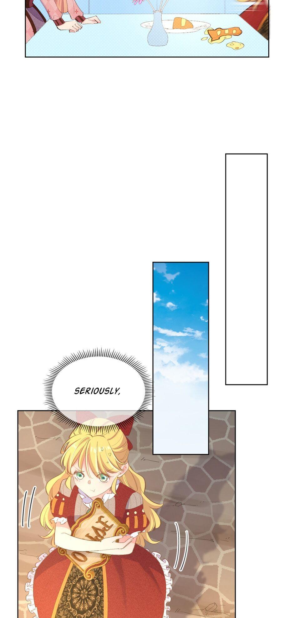 The Brilliant Miss Olive Chapter 14 page 38 - Mangakakalots.com