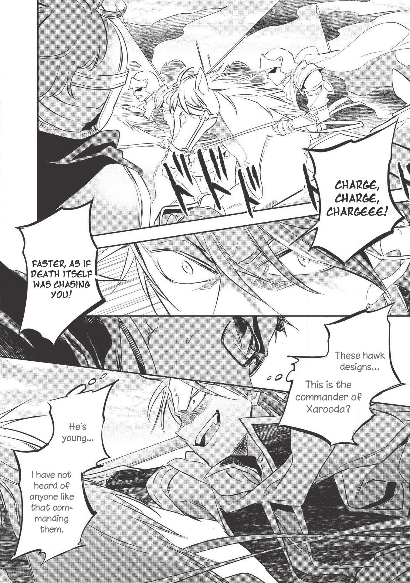 Wortenia Senki Vol.7 Chapter 33 page 20 - Mangakakalots.com