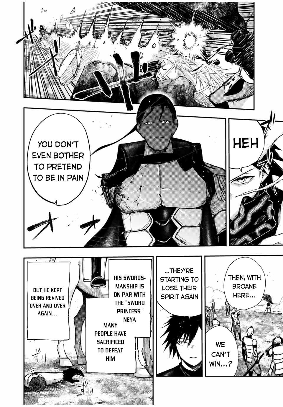 Dorei Tensei: Sono Dorei, Saikyou No Moto Ouji Ni Tsuki Chapter 31 page 13 - Mangakakalots.com