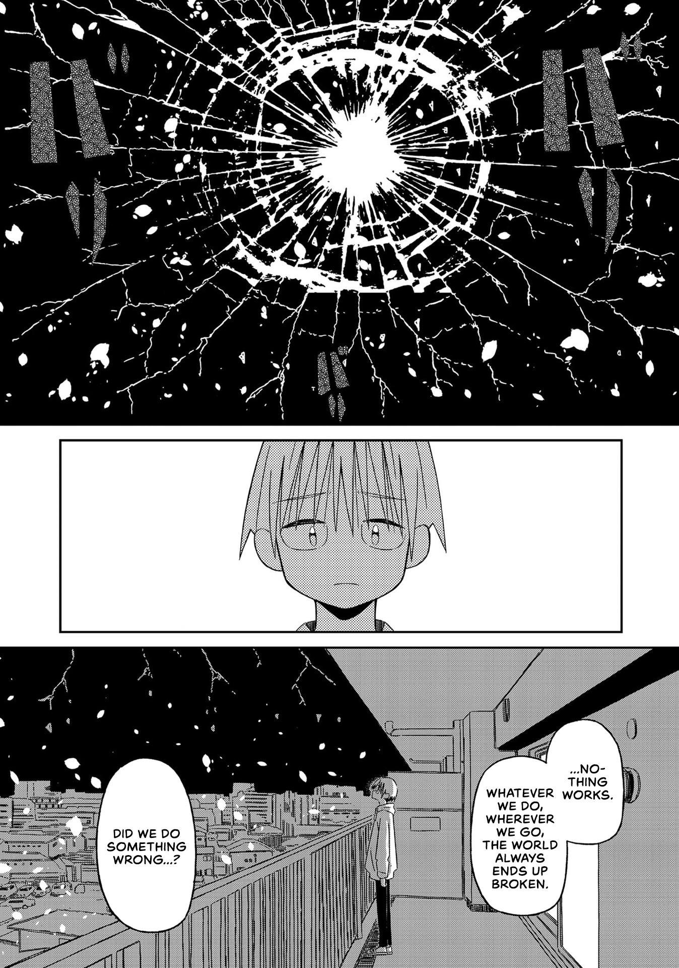 Supernova Wa Kiss No Mae Ni Vol.2 Chapter 15: Scared, Hurt, And Pathetic, Yet Precious page 10 - Mangakakalots.com