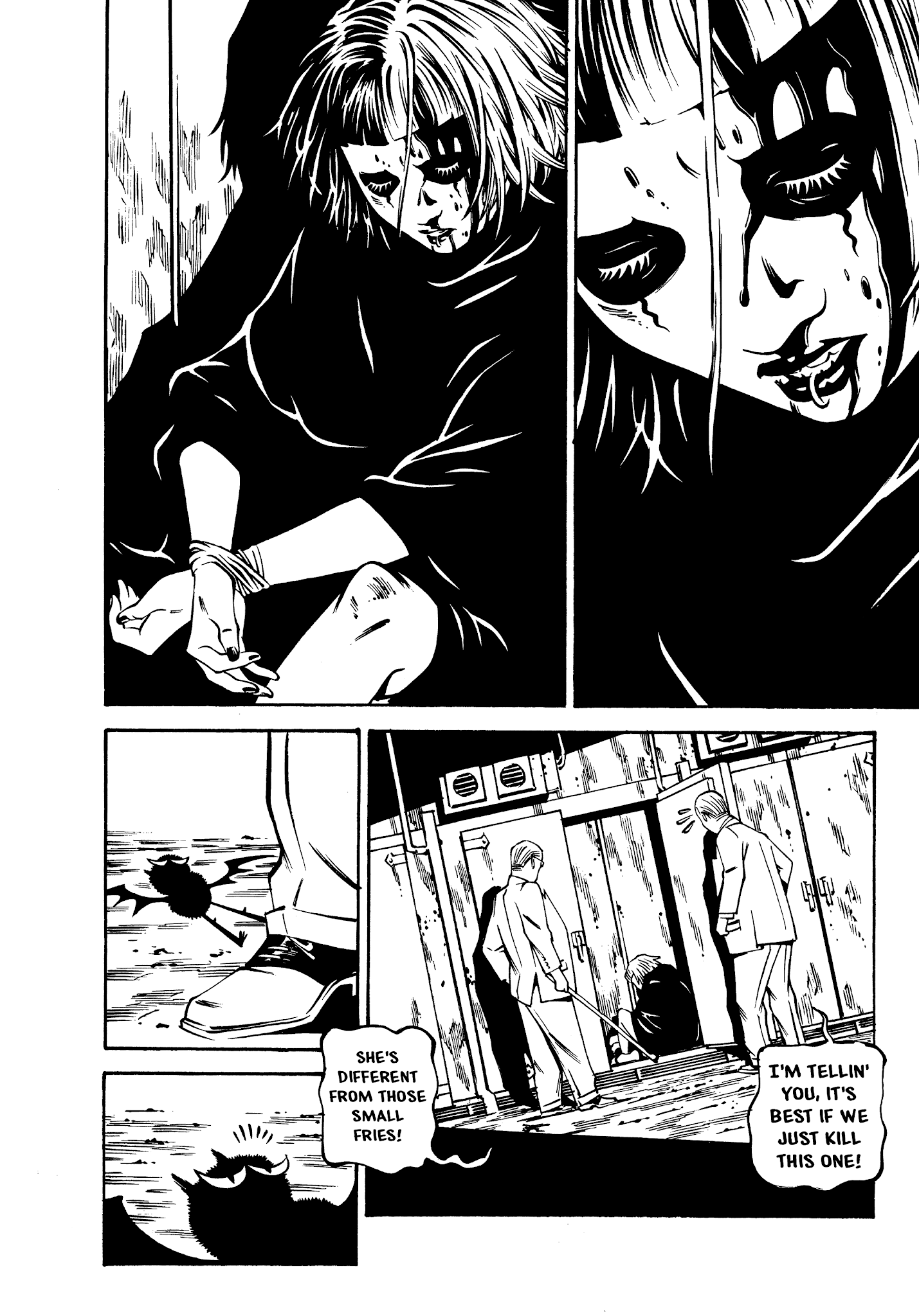 Deathco Chapter 13: The Playground (3) page 8 - Mangakakalots.com