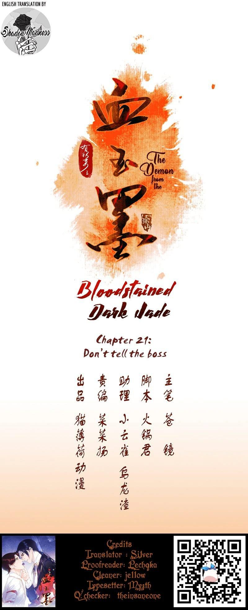 The Demon And The Bloodstained Dark Jade Chapter 21 page 1 - Mangakakalots.com
