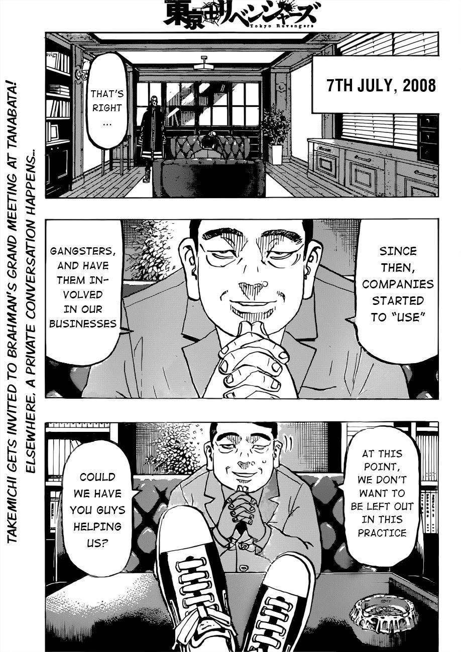 Tokyo Manji Revengers Chapter 218: Queen It Over page 1 - Mangakakalot