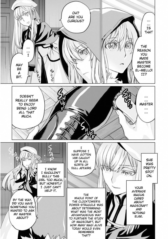 Lord El-Melloi Ii-Sei No Jikenbo Chapter 15 page 26 - Mangakakalots.com