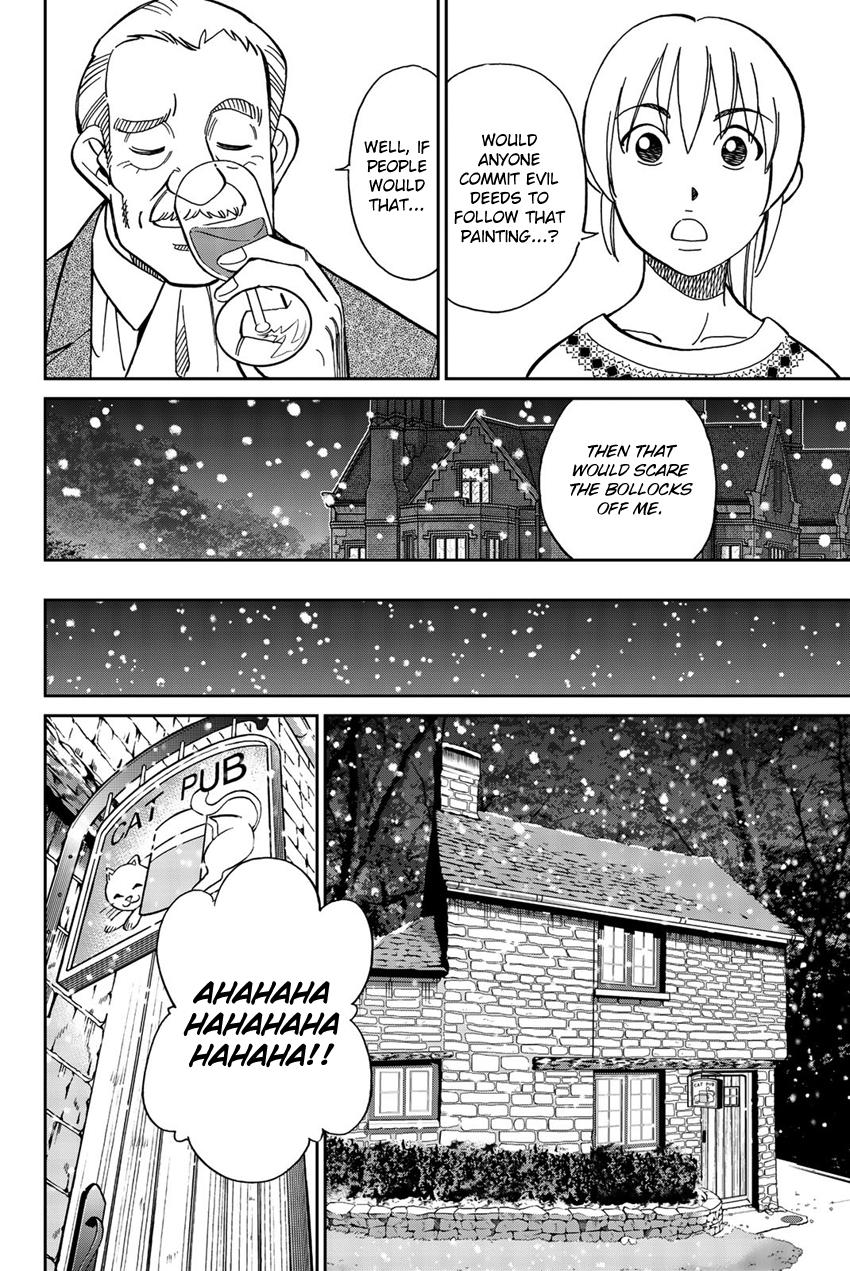 Q.e.d. Iff - Shoumei Shuuryou Vol.9 Chapter 18: Beautiful Painting page 65 - Mangakakalots.com