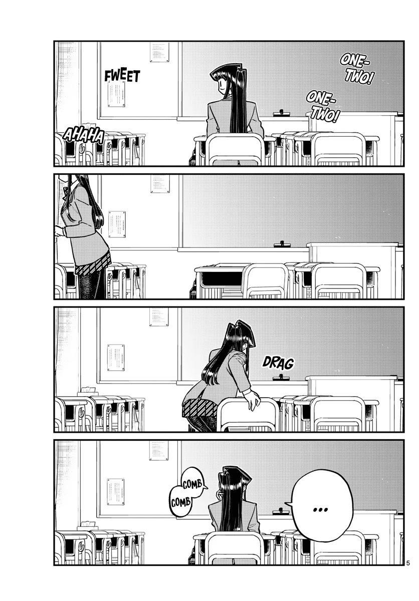 Komi-San Wa Komyushou Desu Chapter 314: Let's Meet Up Again page 5 - Mangakakalot