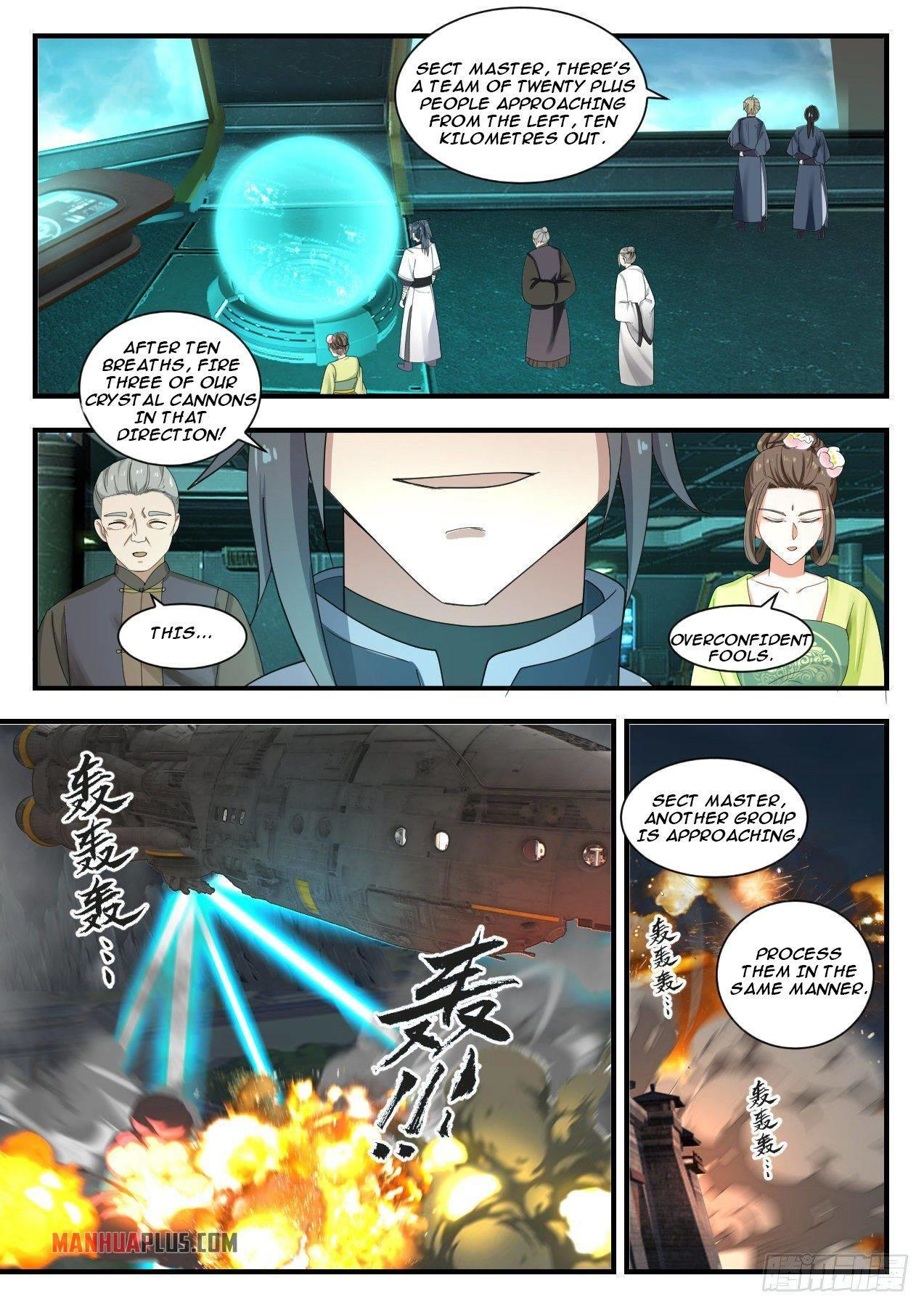 Martial Peak Chapter 1346 page 5 - Mangakakalots.com