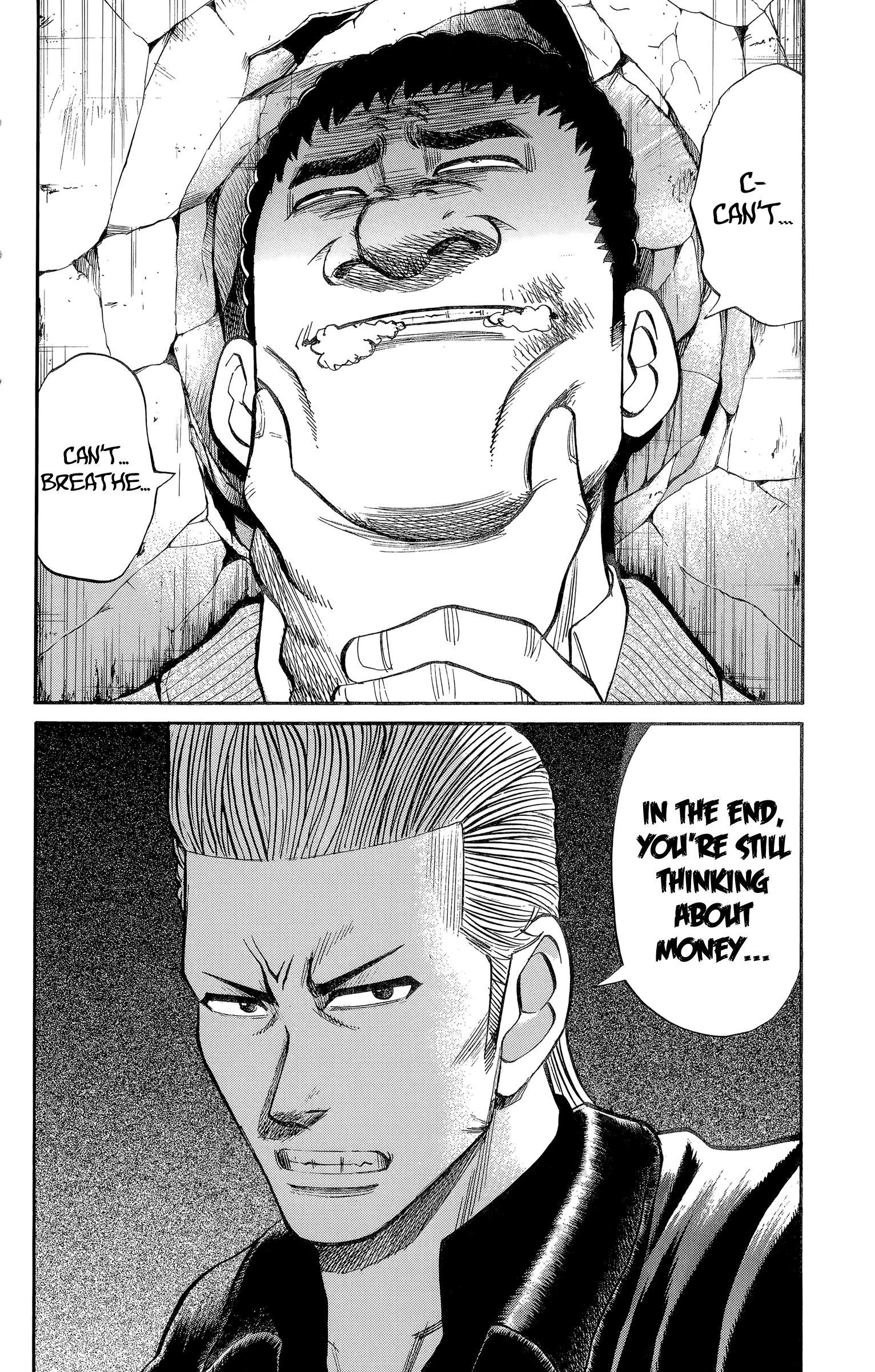 Nanba Mg5 Vol.12 Chapter 104: The Beast Has Been Unleashed page 16 - Mangakakalots.com