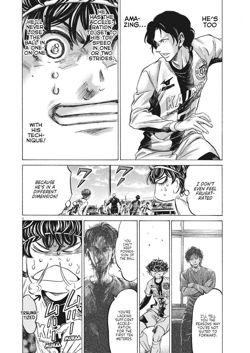 Ao Ashi Vol.23 Chapter 235: Dynamic Right page 7 - Mangakakalots.com