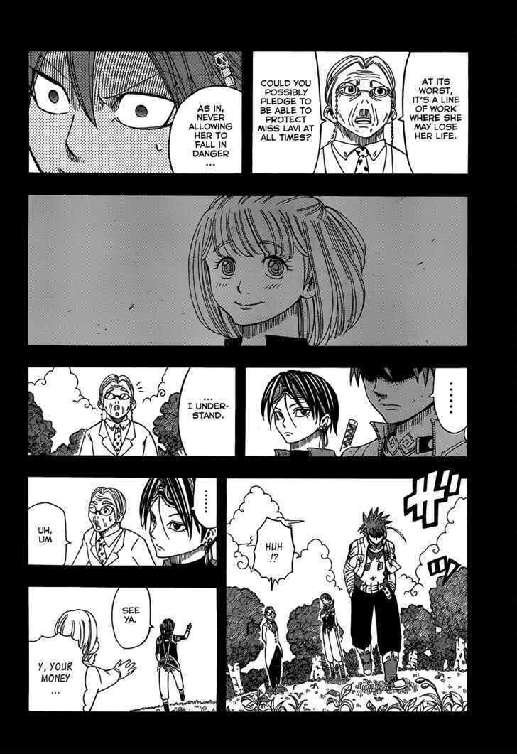 Buster Keel! Vol.2 Chapter 17 : Songbird Dream page 24 - Mangakakalots.com