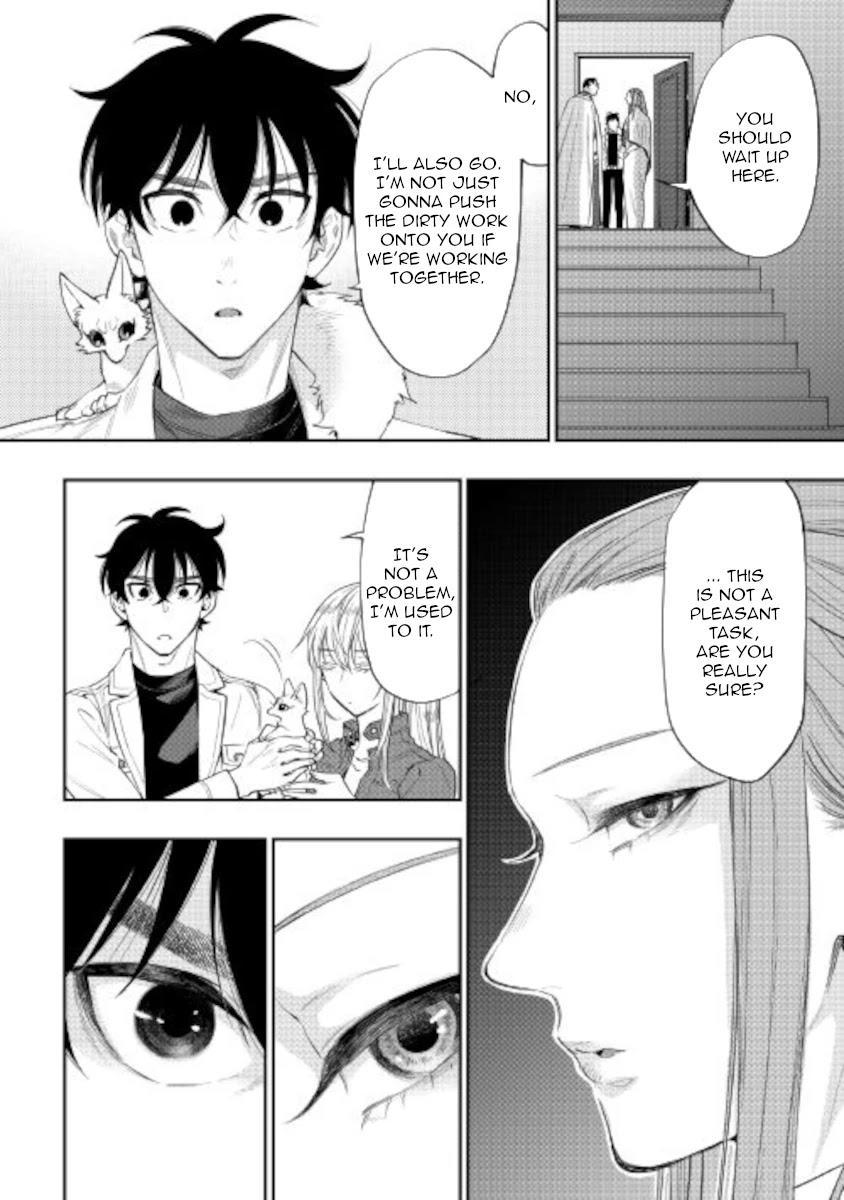 The New Gate Chapter 71 page 8 - Mangakakalots.com