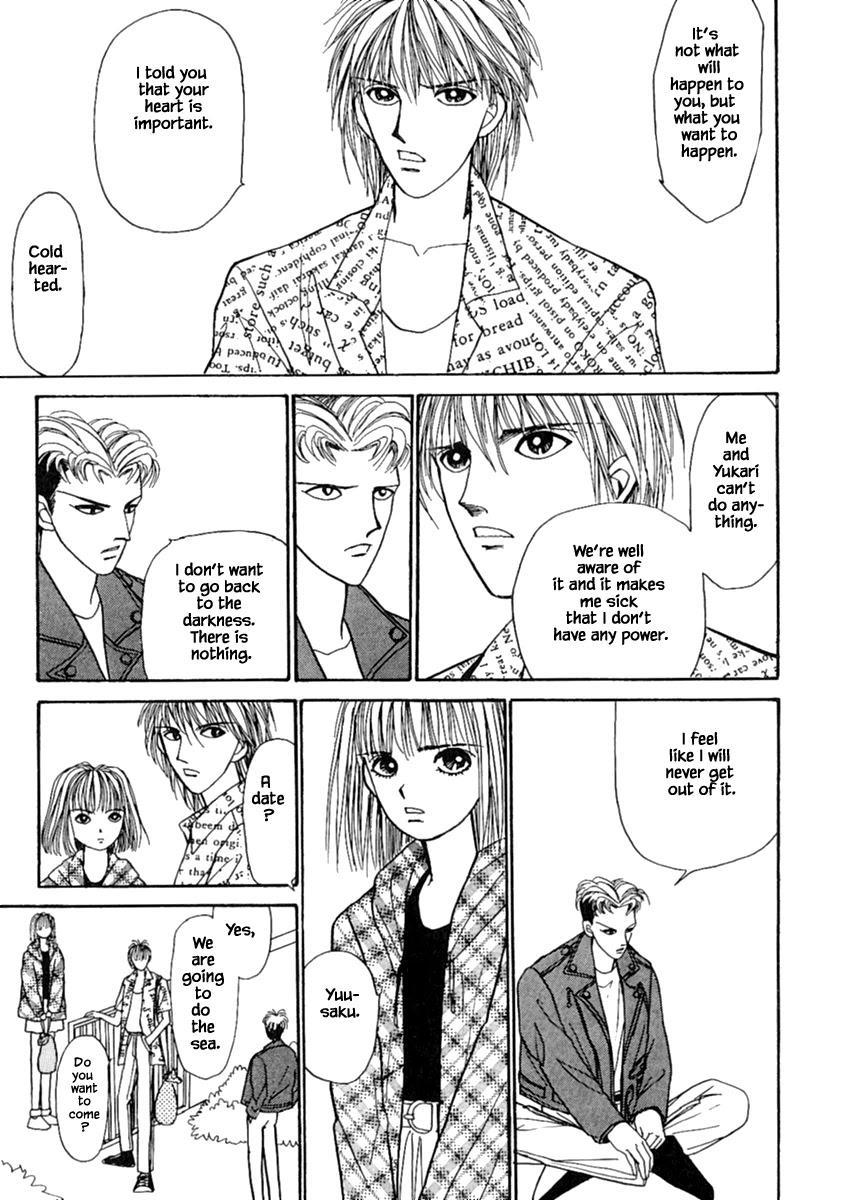 Shi To Kanojo To Boku Chapter 12.1 page 23 - Mangakakalots.com