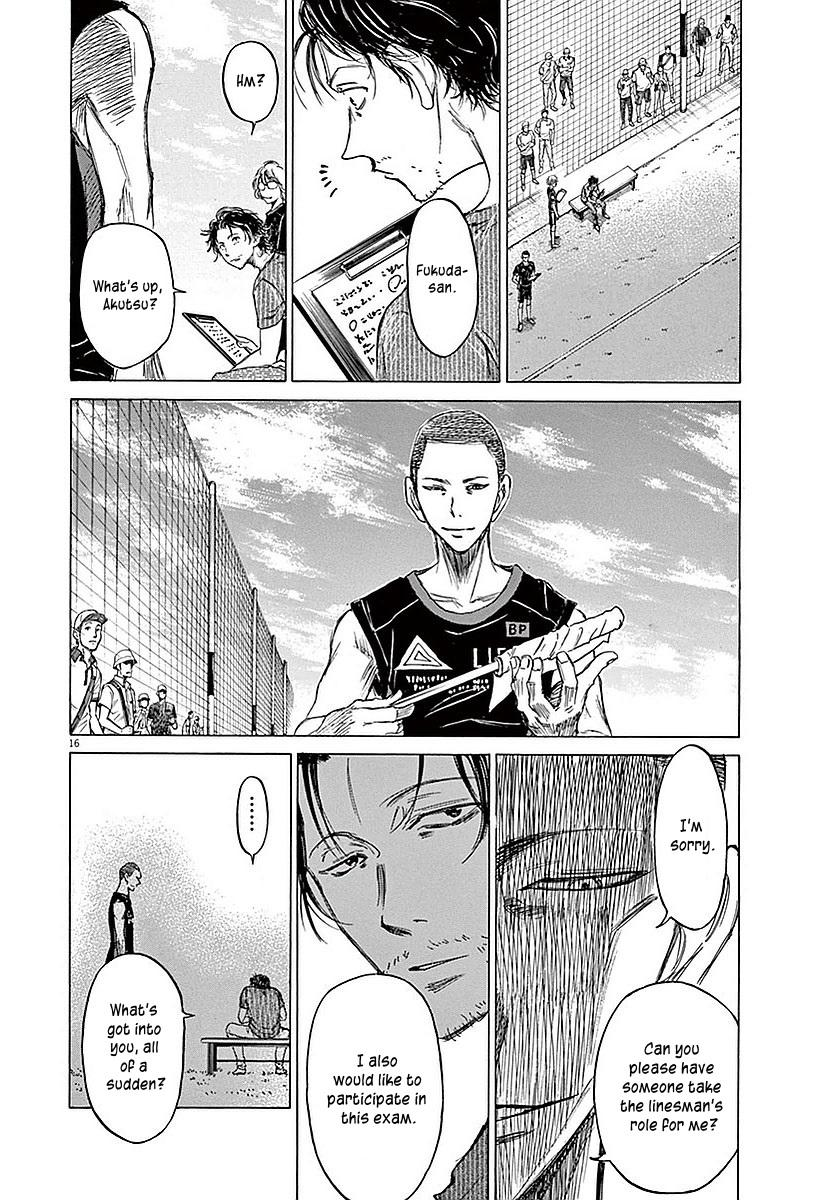 Ao Ashi Vol.2 Chapter 8: Challenge page 20 - Mangakakalots.com