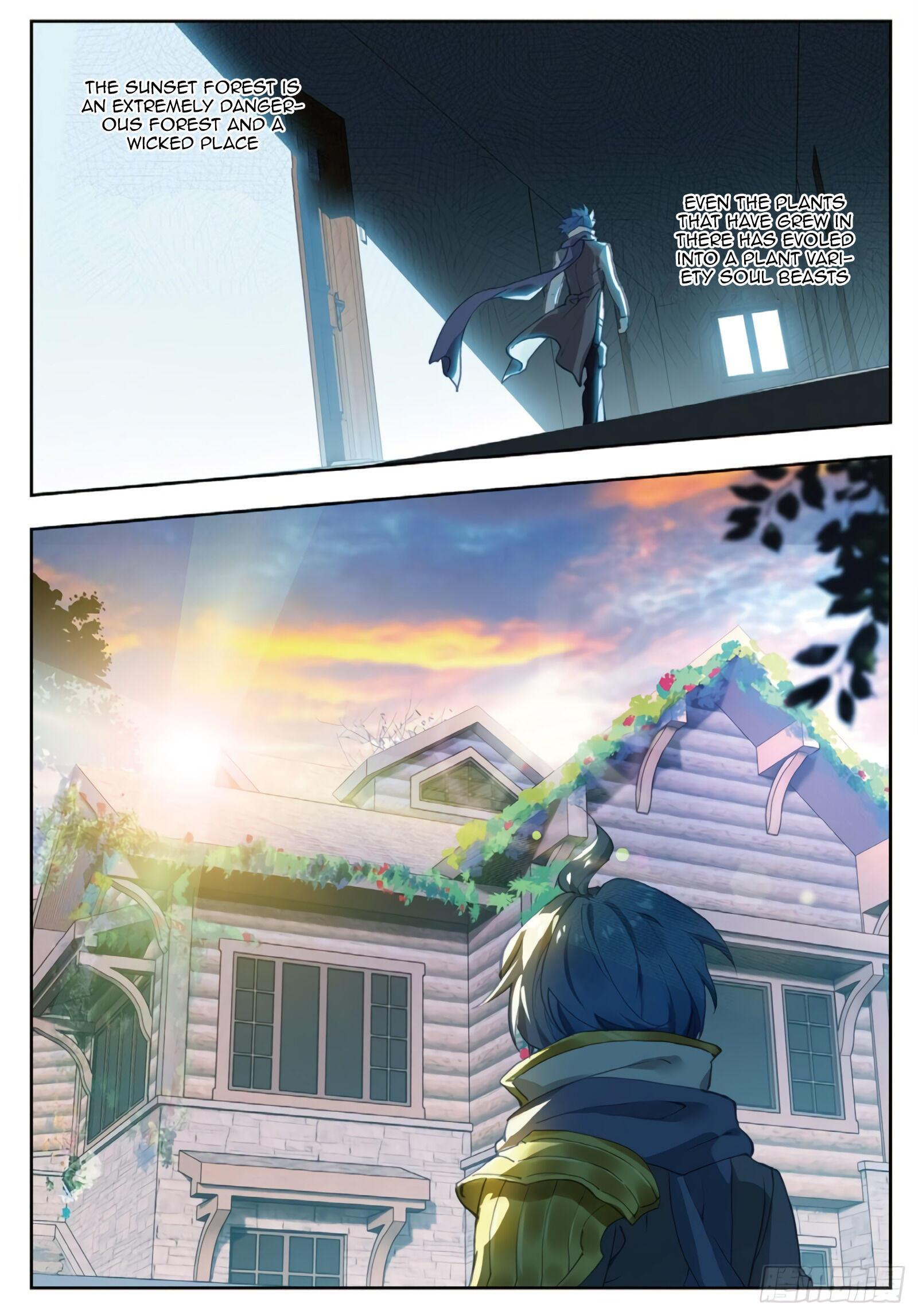 Douluo Dalu Ii - Jueshui Tangmen Chapter 283 page 8 - Mangakakalot