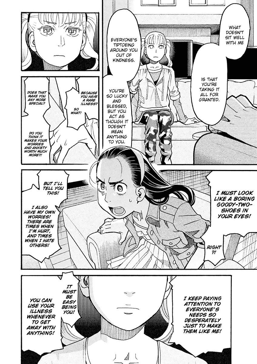 Mozuya-San Gyakujousuru Chapter 47: Mozuya-San Confesses page 22 - Mangakakalots.com