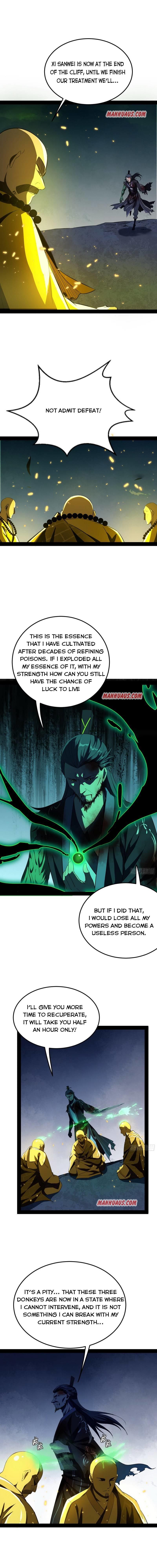 I'm An Evil God Chapter 139 page 11 - Mangakakalots.com