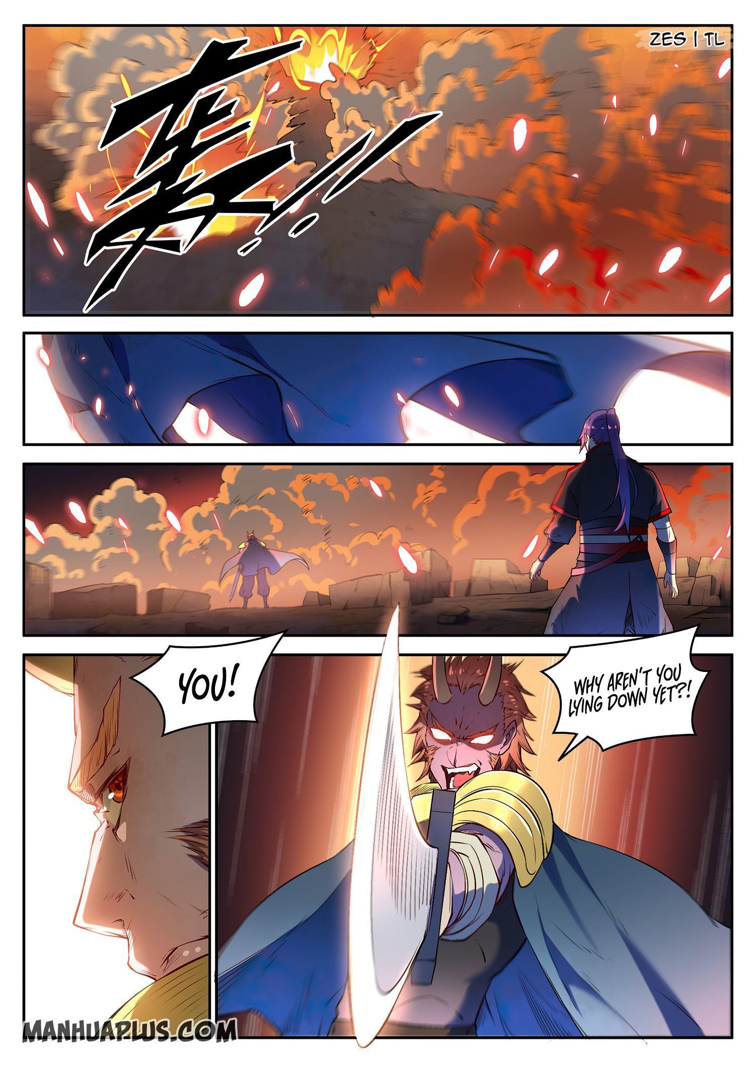 Apotheosis Chapter 635 page 2 - Mangakakalots.com