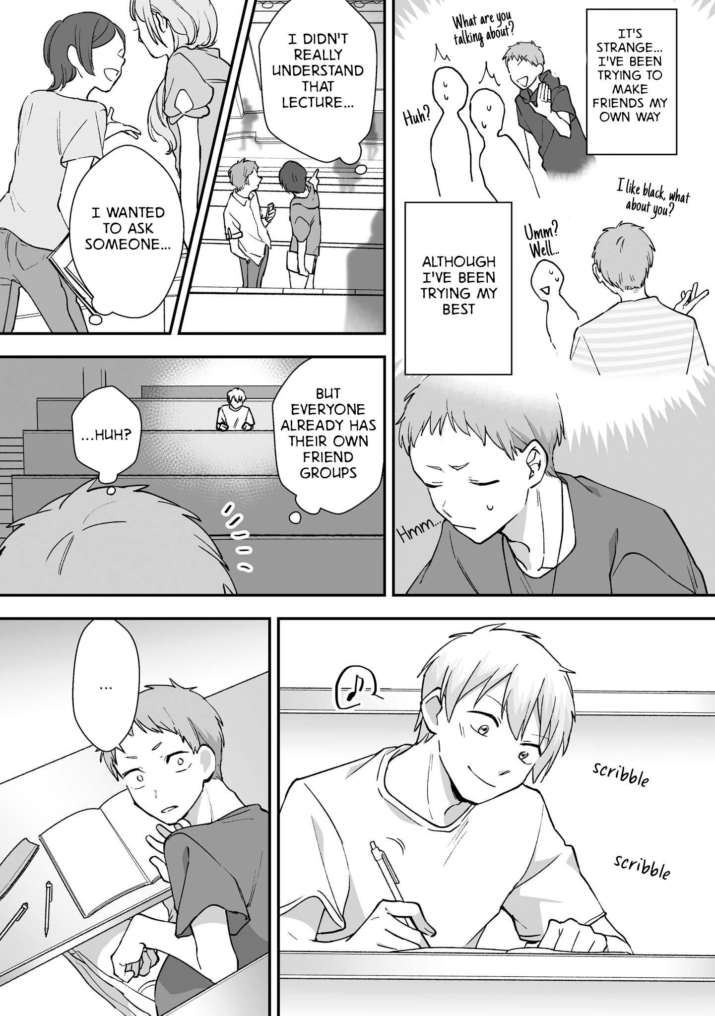 Iwakutsuki Bukken No Yakuro-San Vol.1 Chapter 16.2 page 2 - Mangakakalots.com