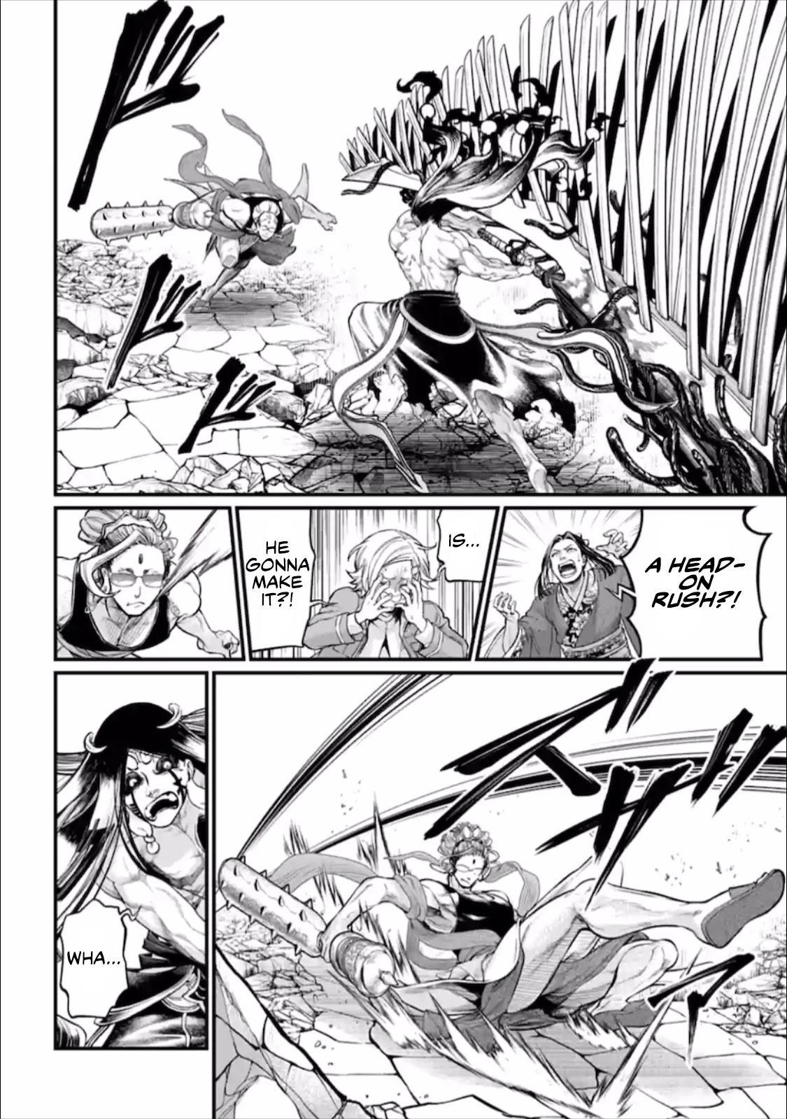 Record Of Ragnarok Chapter 47: The Path page 11 - Mangakakalots.com