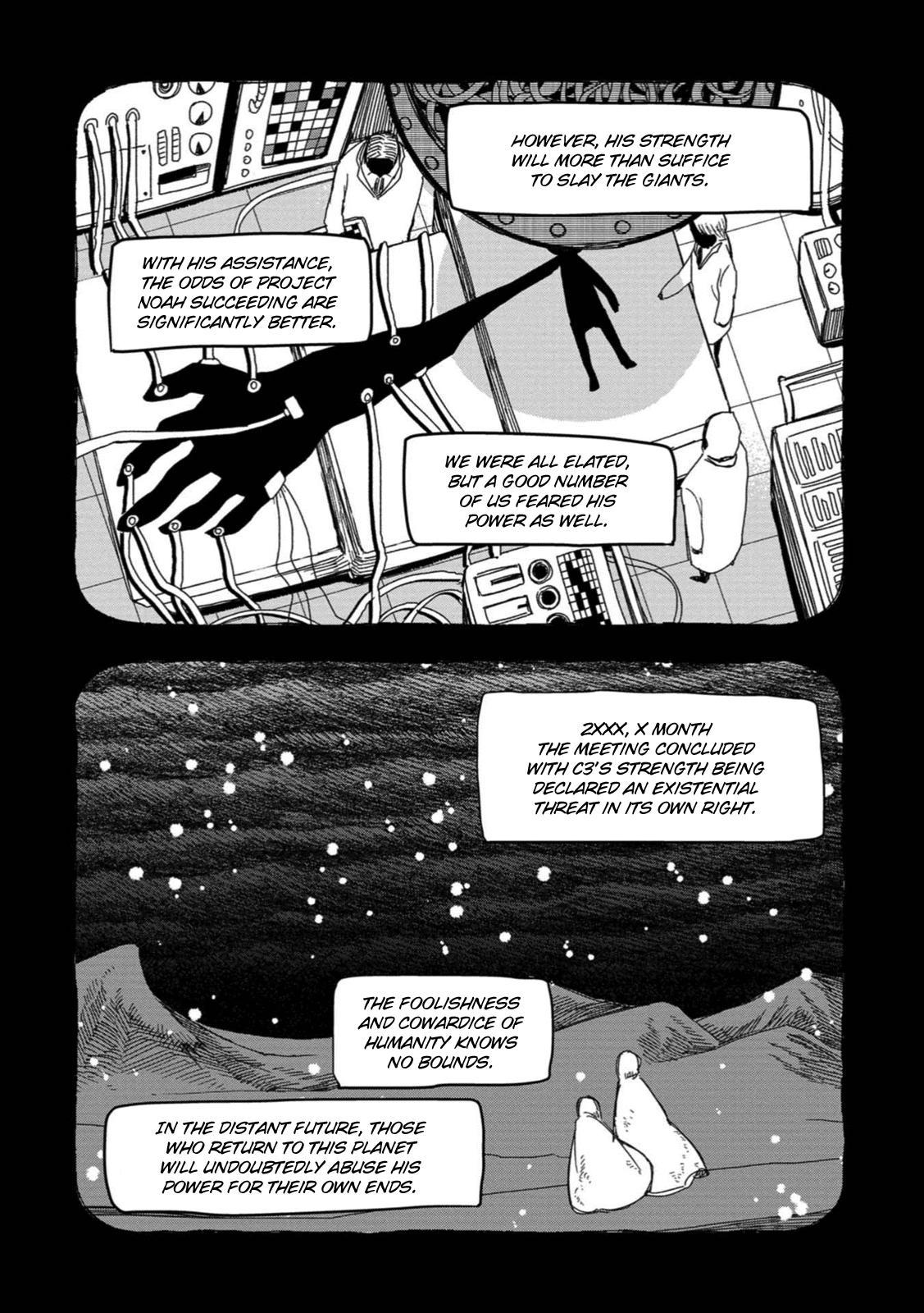 Rojica To Rakkasei Chapter 24: Among The Fireflies page 36 - Mangakakalots.com