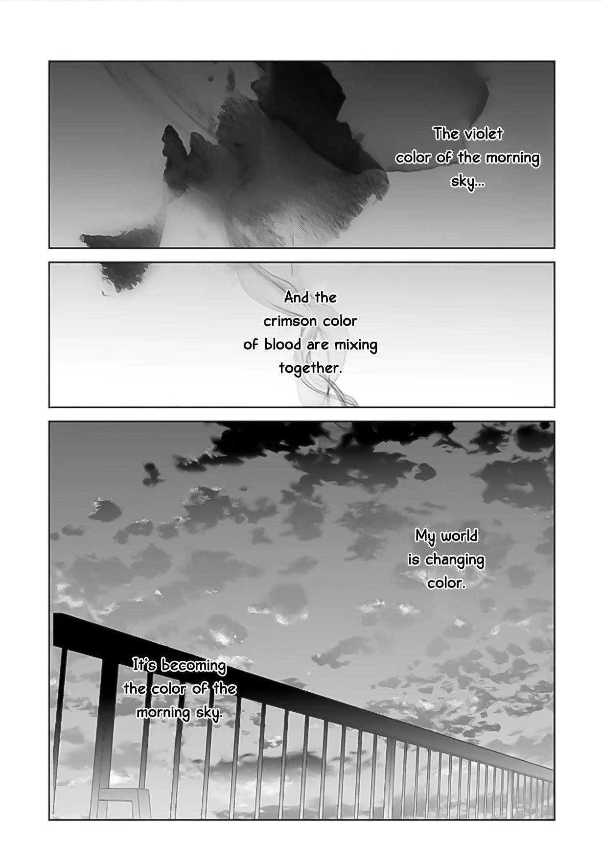 Mr. Blue Chapter 10 page 36 - Mangakakalots.com