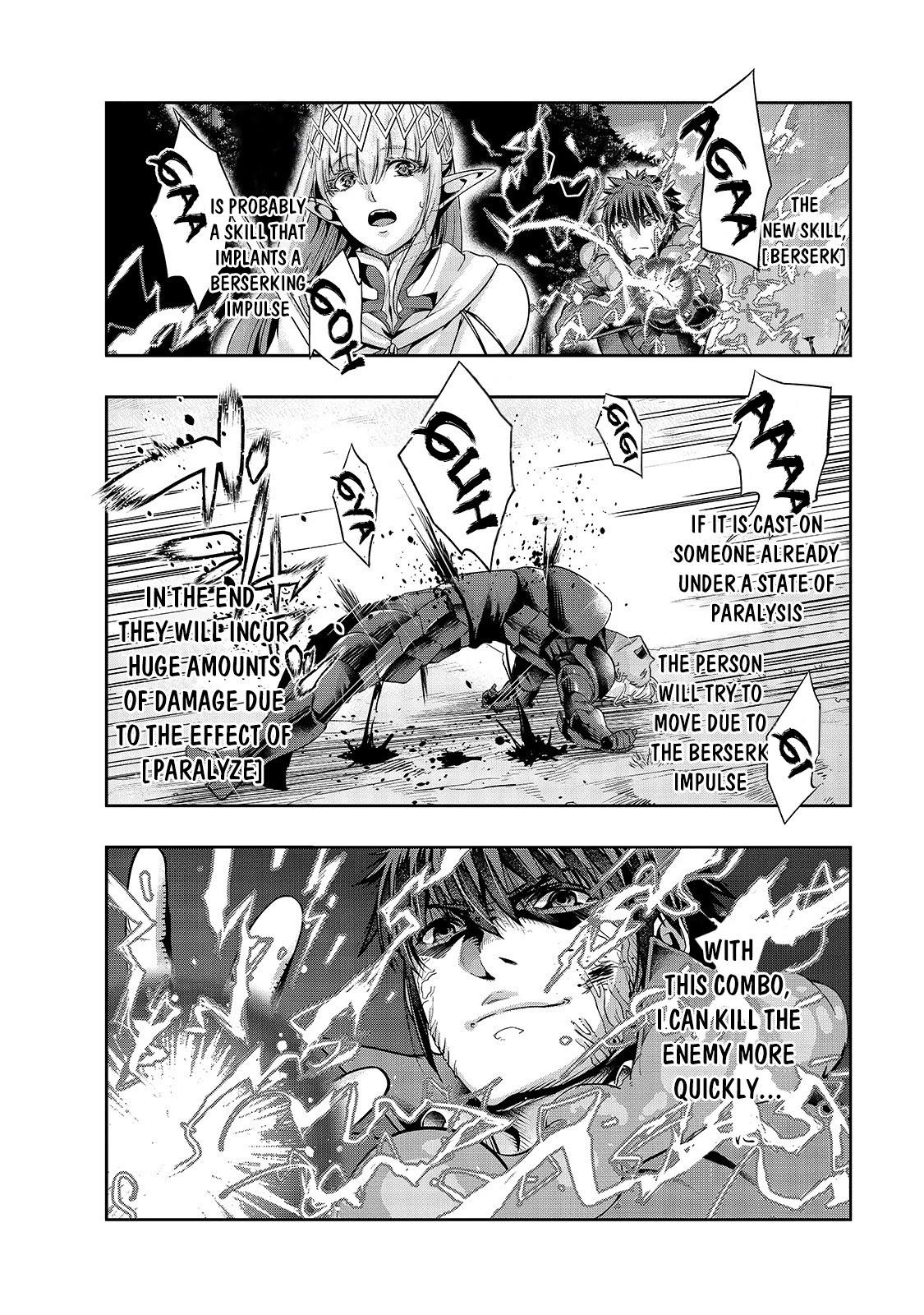 """I Became The Strongest With The Failure Frame """"abnormal State Skill"""" As I Devastated Everything Chapter 20 page 7 - Mangakakalots.com"""