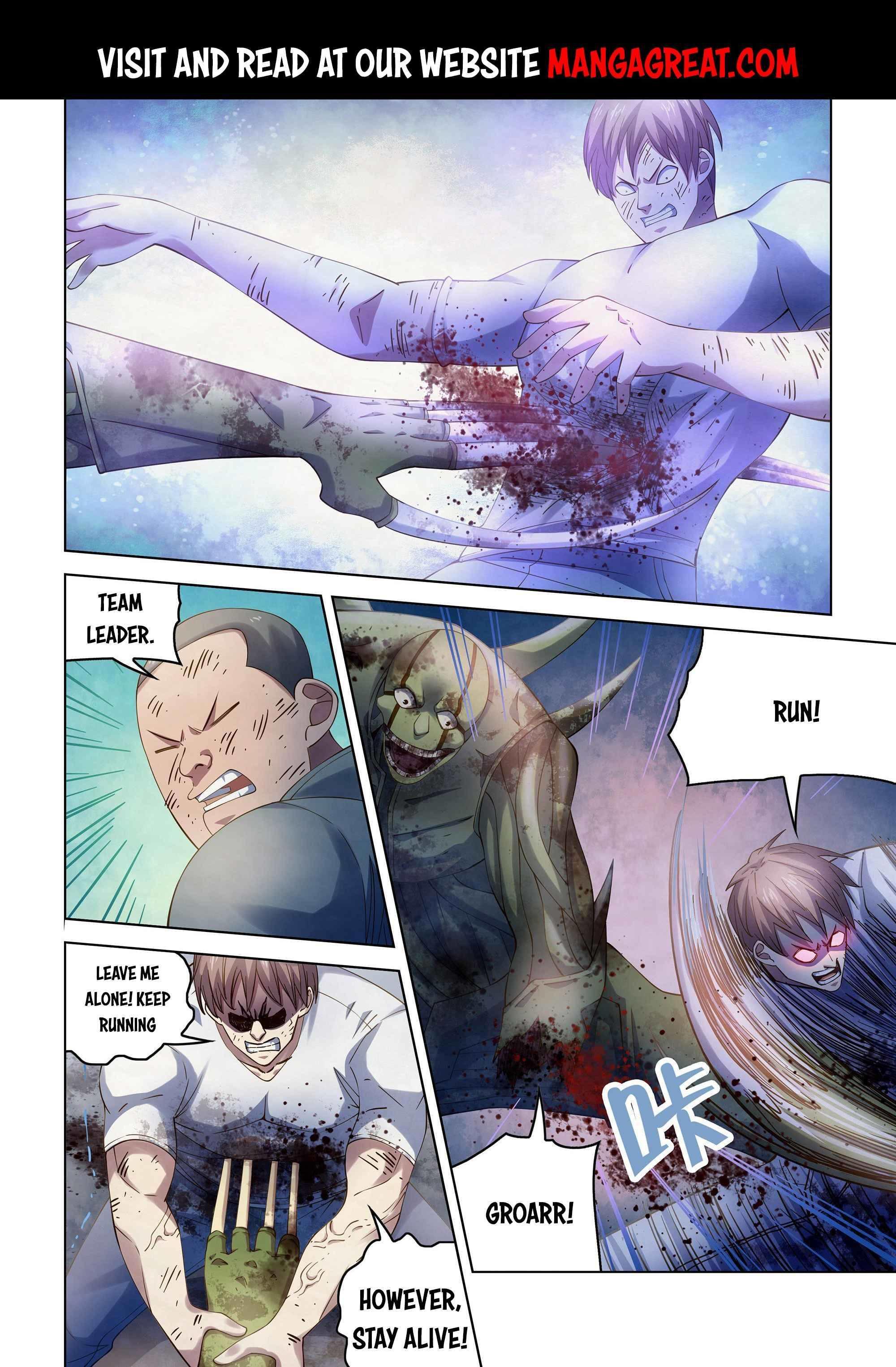 Moshi Fanren Chapter 360 page 1 - Mangakakalots.com