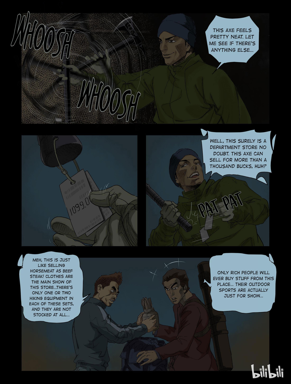 Zombie World Chapter 78: The Diamond Ring(1) page 1 - Mangakakalots.com