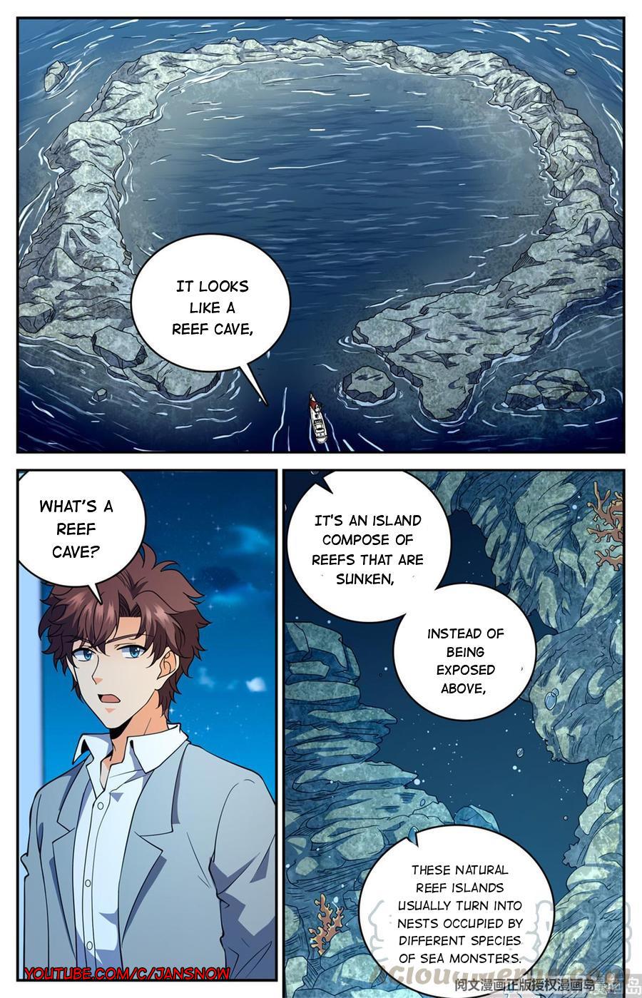 Versatile Mage Chapter 648 page 4 - Mangakakalots.com