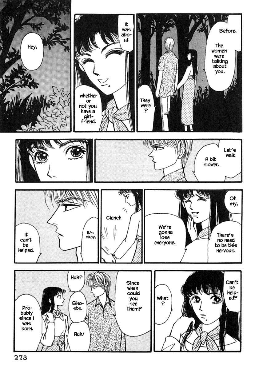 Shi To Kanojo To Boku Chapter 14.2 page 18 - Mangakakalots.com
