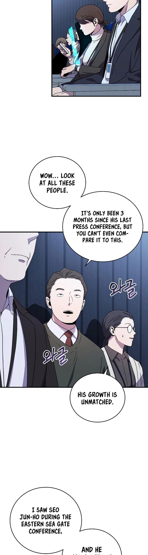Return Of The Frozen Player Chapter 49: Season 1 End page 3 - Mangakakalots.com