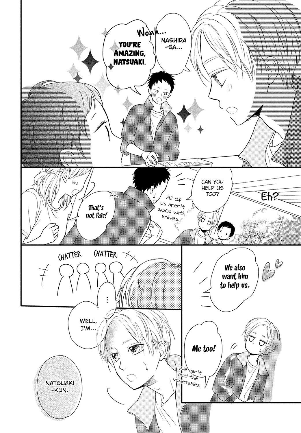 Natsuaki-Kun Wa Kyou Mo Kokuhaku Shitai Chapter 5 page 14 - Mangakakalots.com