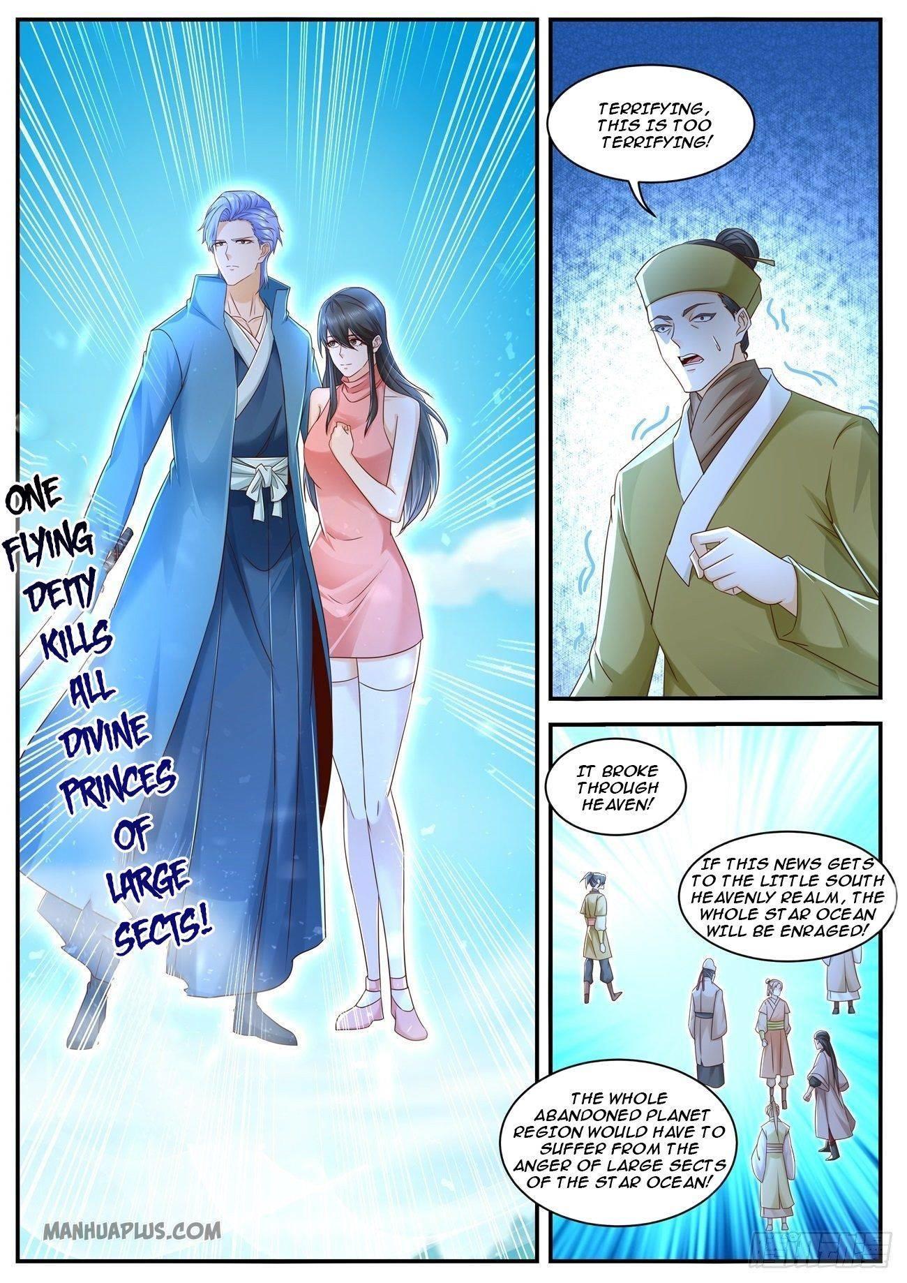 Rebirth Of The Urban Immortal Cultivator Chapter 593 page 9 - Mangakakalots.com