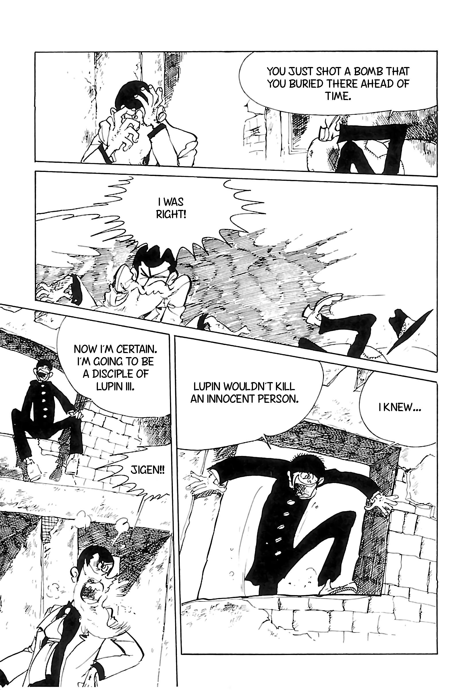 Lupin Iii: World'S Most Wanted Vol.11 Chapter 123: Regifting page 11 - Mangakakalots.com