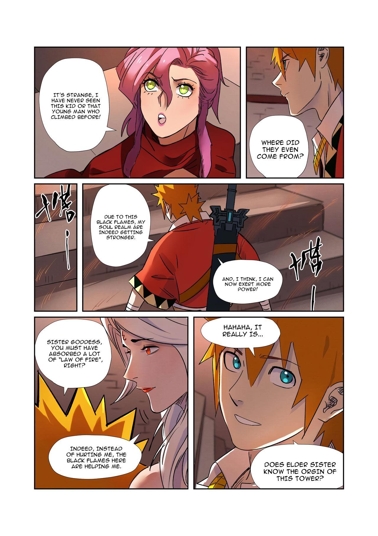 Tales Of Demons And Gods Chapter 281 page 9 - Mangakakalots.com