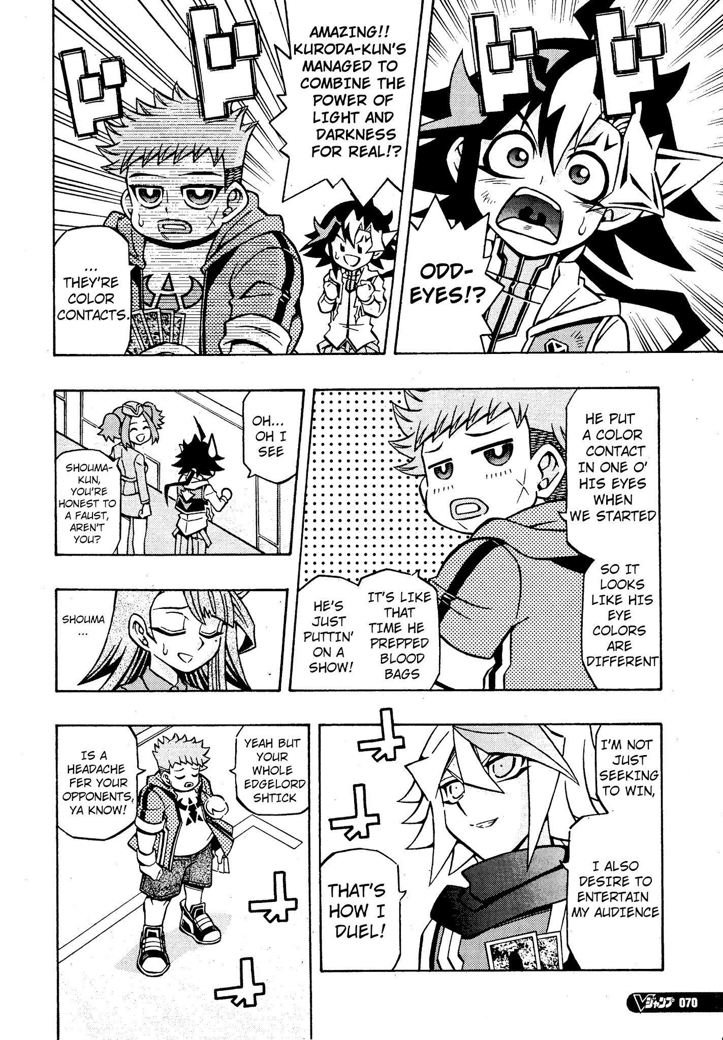 Yu-Gi-Oh! Ocg Structures Chapter 17: Weakest Vs Strongest page 10 - Mangakakalots.com