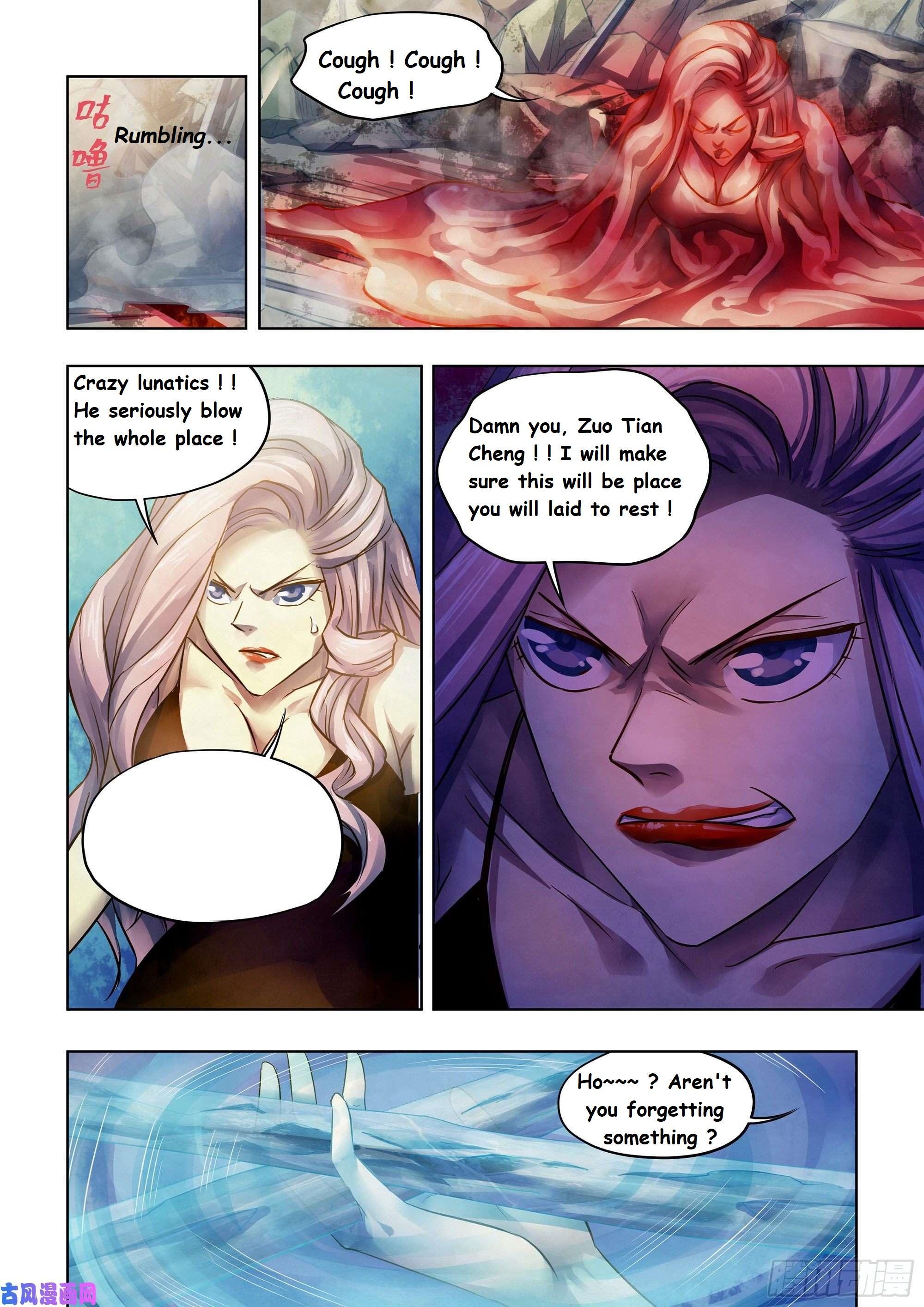 Moshi Fanren Chapter 374 page 14 - Mangakakalot