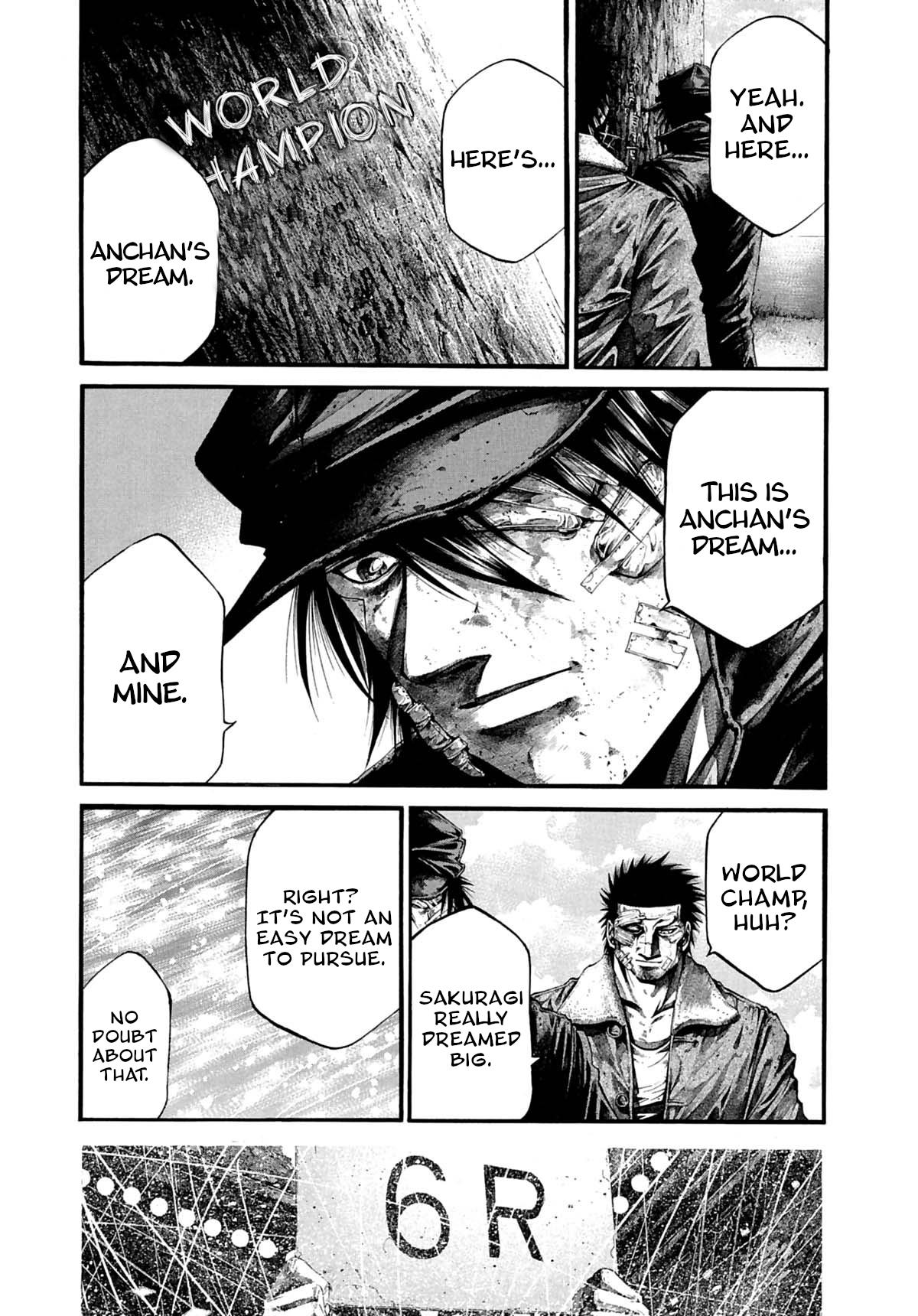 Rainbow Vol.22 Chapter 233: Any Other Day page 5 - Mangakakalots.com