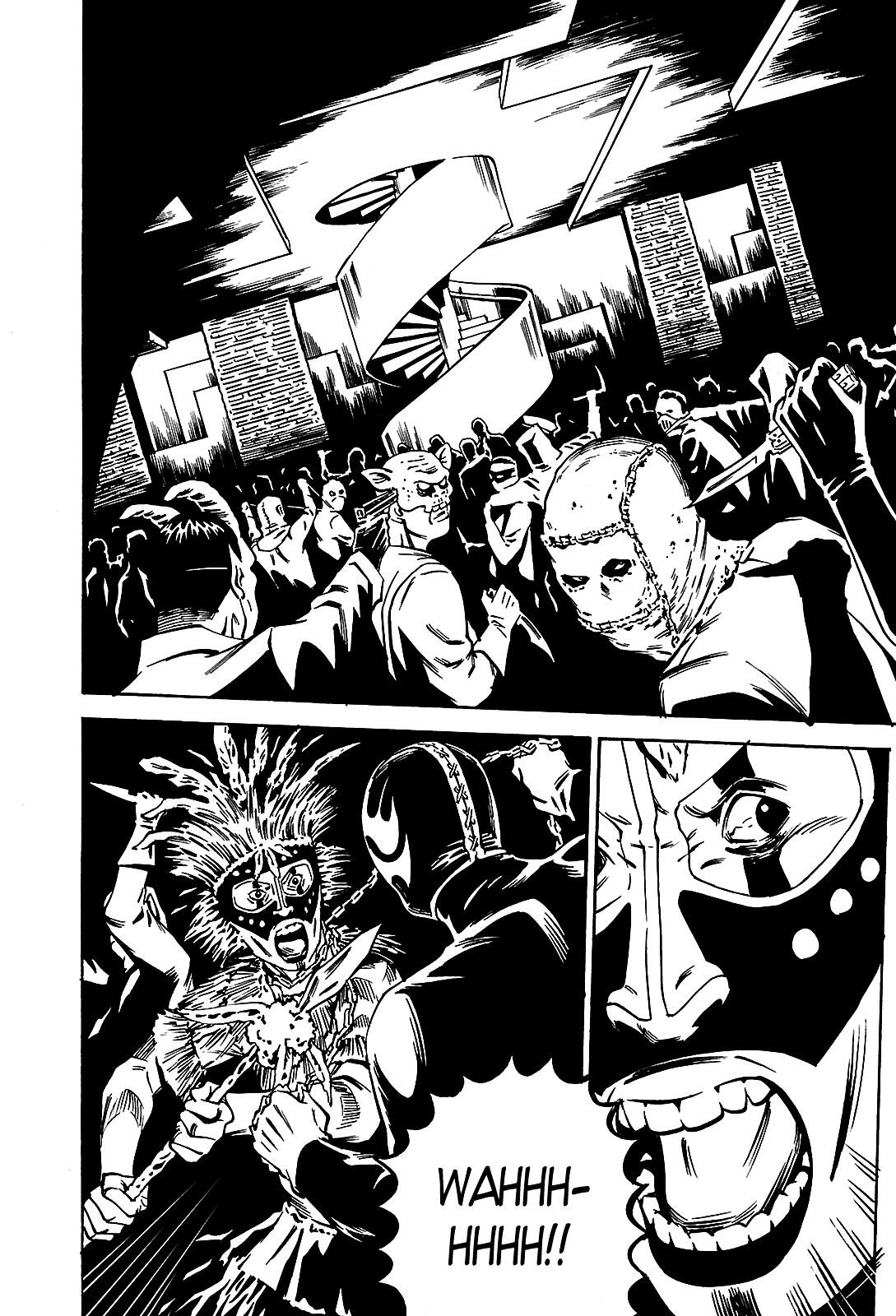 Deathco Vol.1 Chapter 3 : Reapers 3 page 14 - Mangakakalots.com