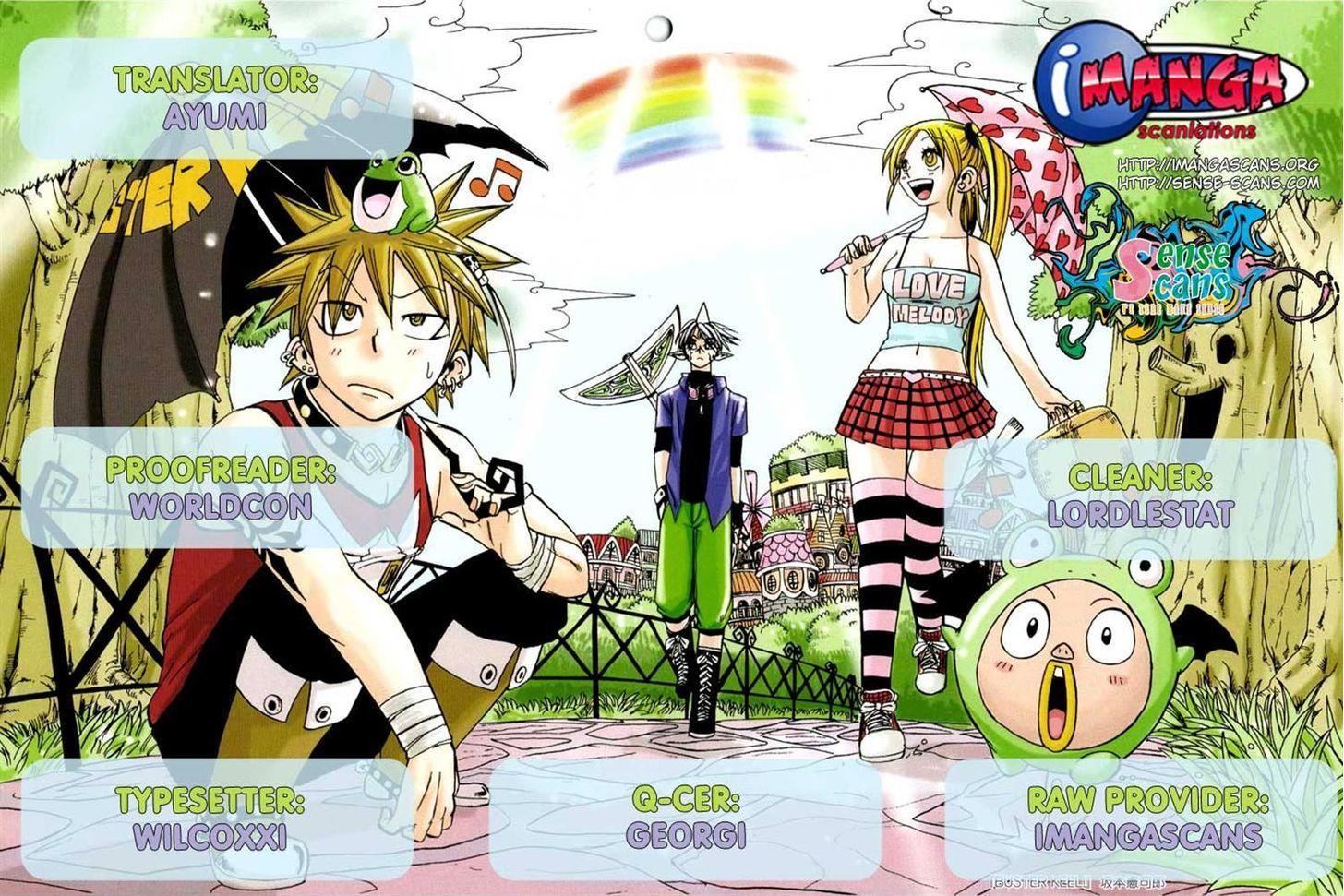 Buster Keel! Vol.7 Chapter 26 : Adventurer S Circus (Part 1) page 44 - Mangakakalots.com